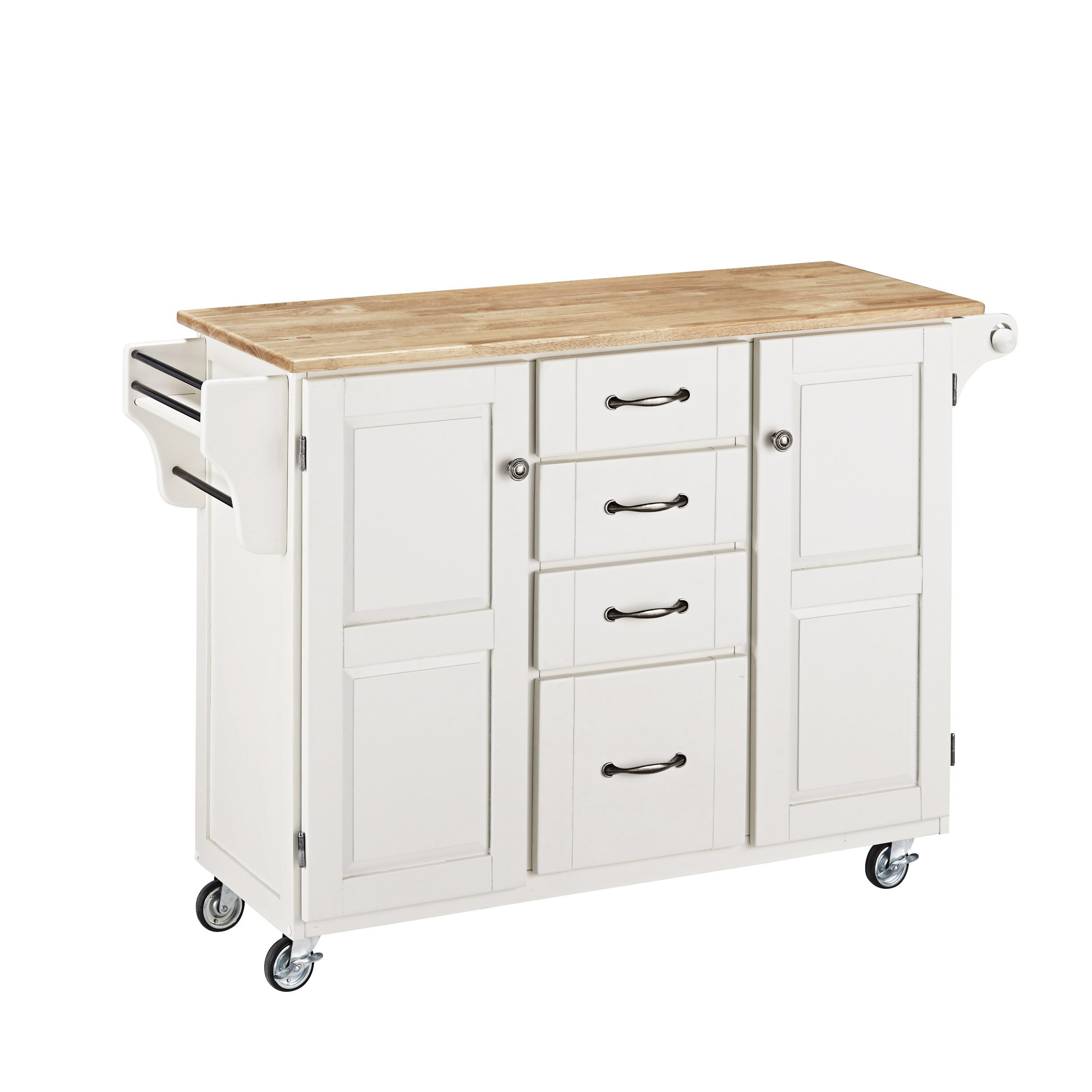 Home Styles Create a Cart Kitchen Island & Reviews