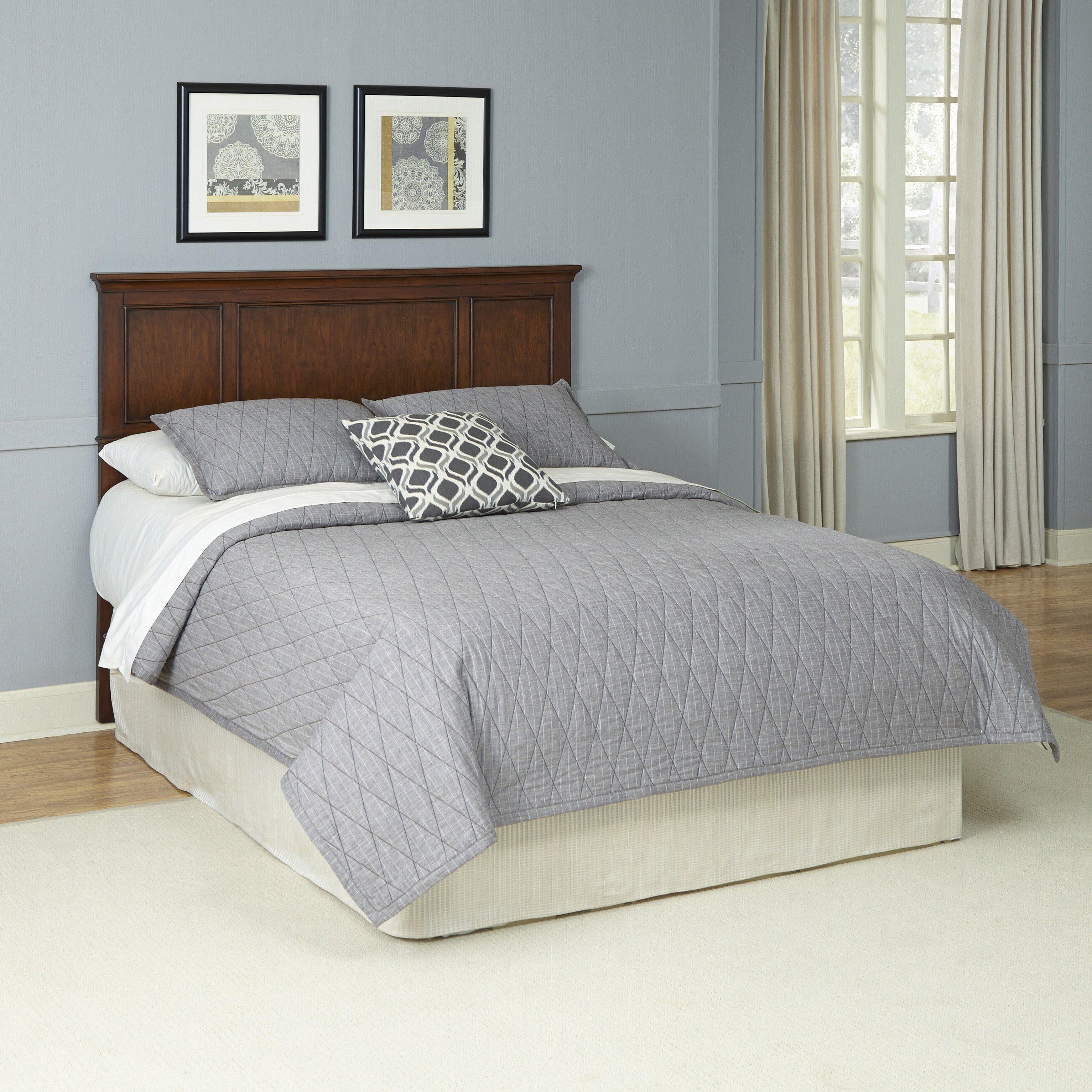 Home styles chesapeake wood headboard reviews wayfair for Homestyles com