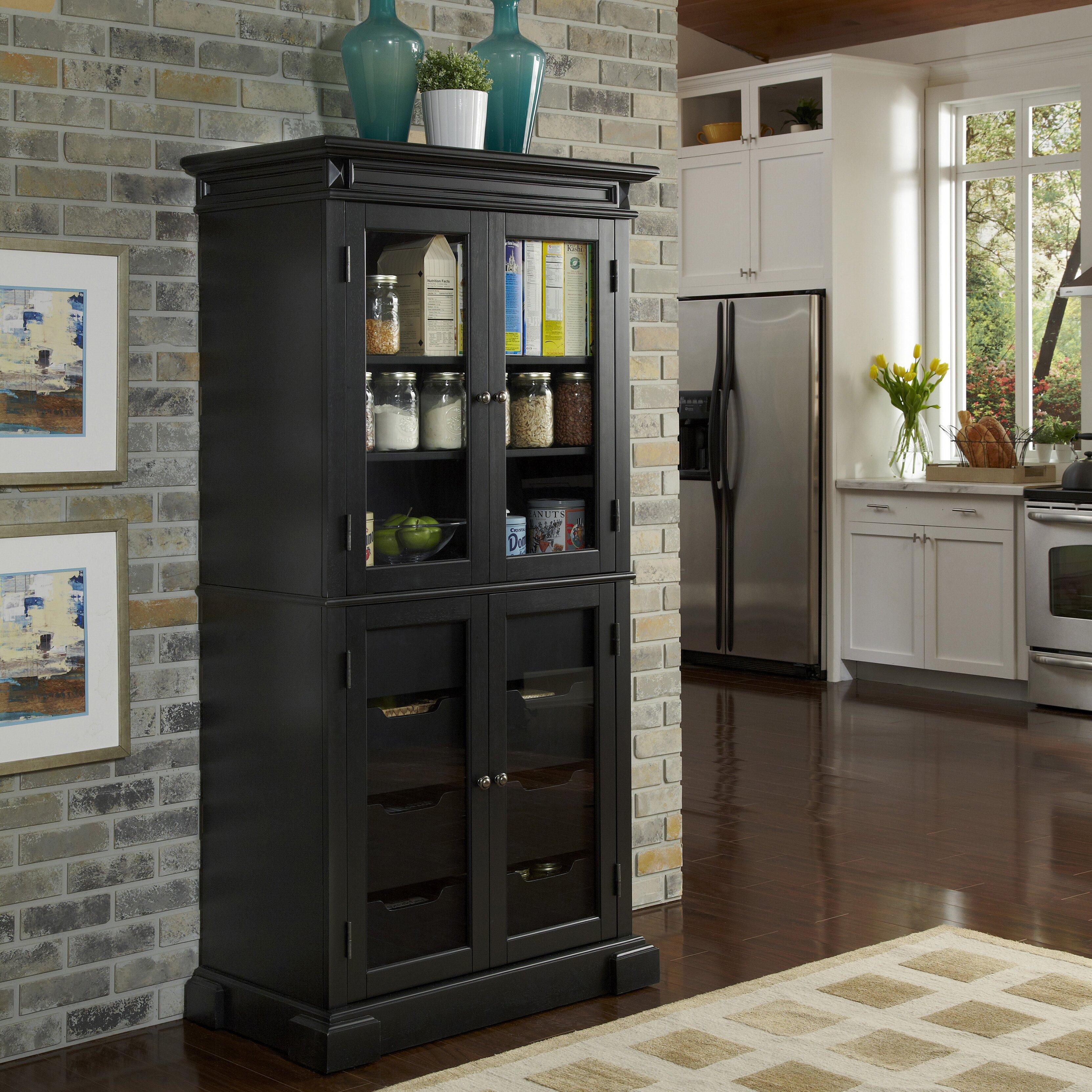 Americana 72 Kitchen Pantry Wayfair