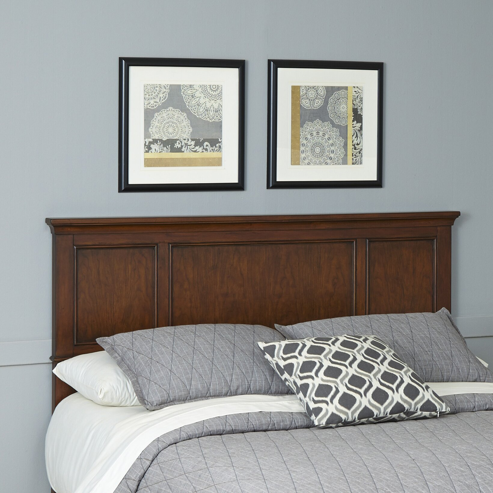 home styles chesapeake wood headboard reviews wayfair