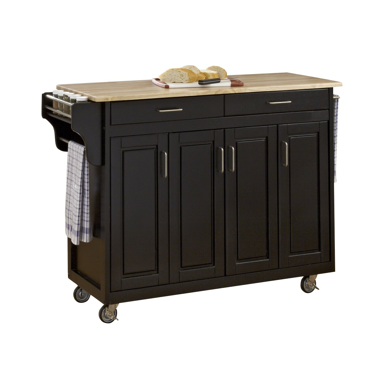 home styles create a cart kitchen island reviews
