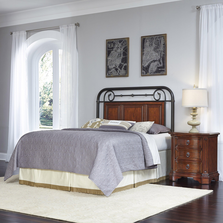 richmond hill panel 2 piece bedroom set wayfair