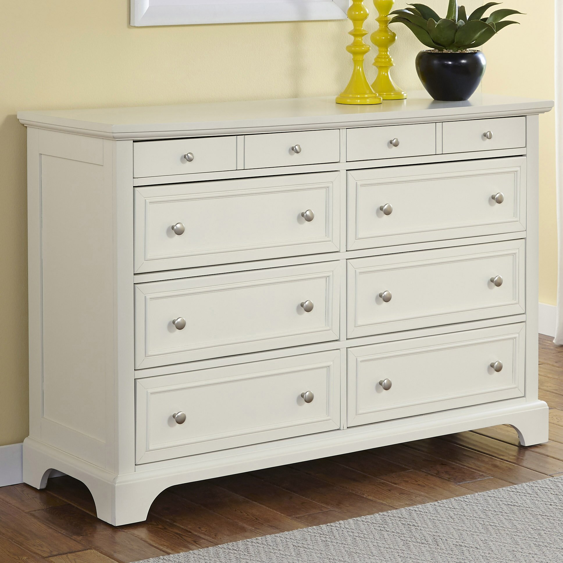Home Styles Naples 8 Drawer Dresser Reviews