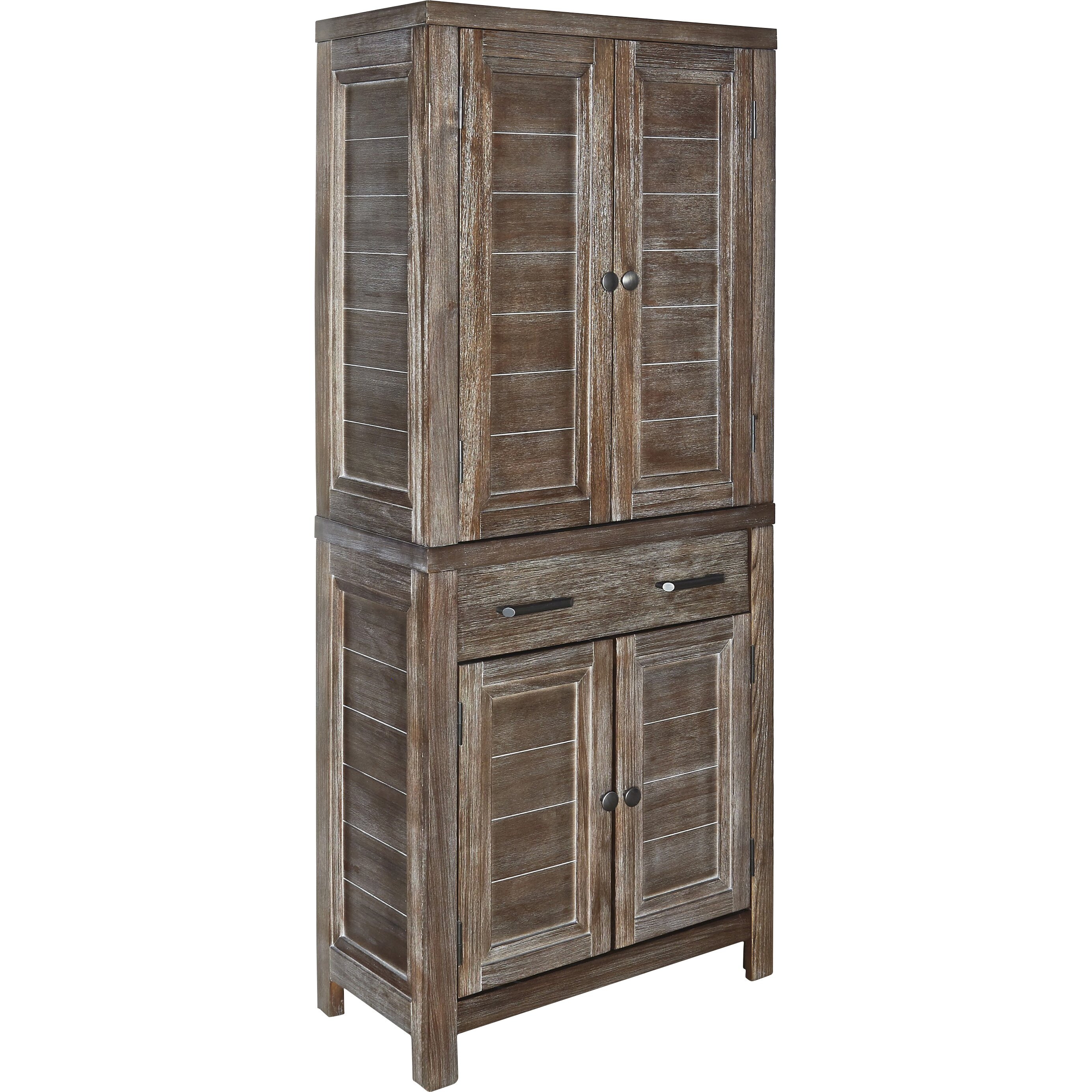 Home Styles Barnside 72 Kitchen Pantry Reviews Wayfair