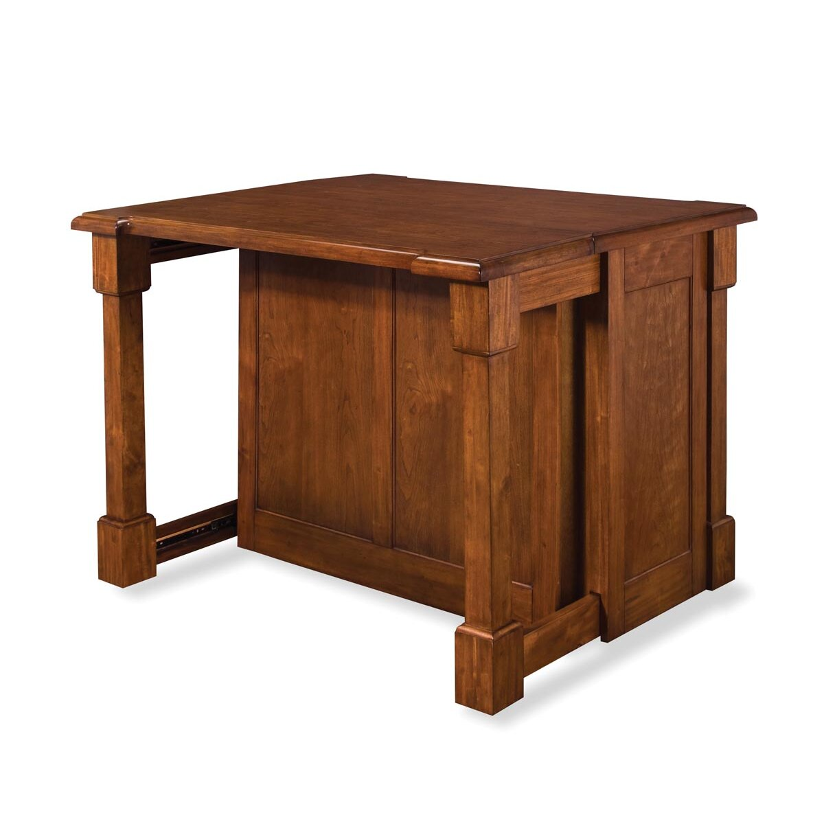 home styles aspen kitchen island amp reviews wayfair home styles 5520 9459 aspen kitchen island and two bar