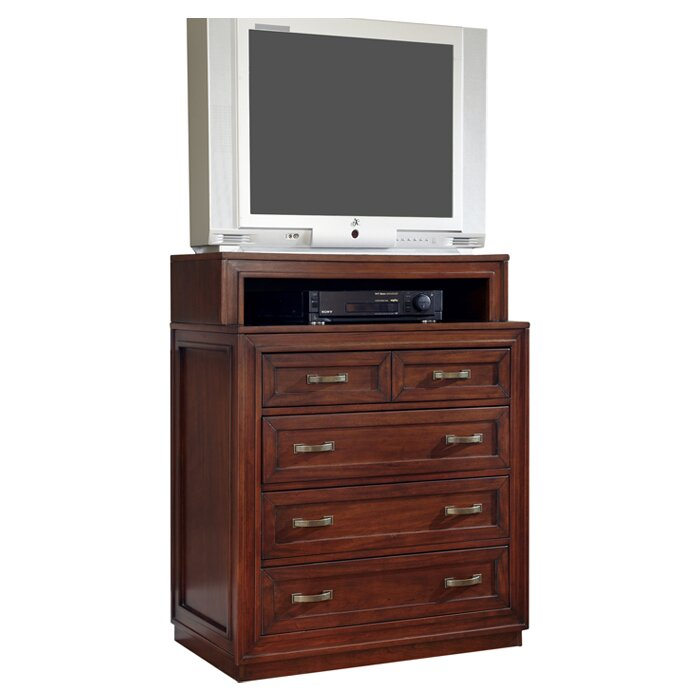 Home styles duet media chest