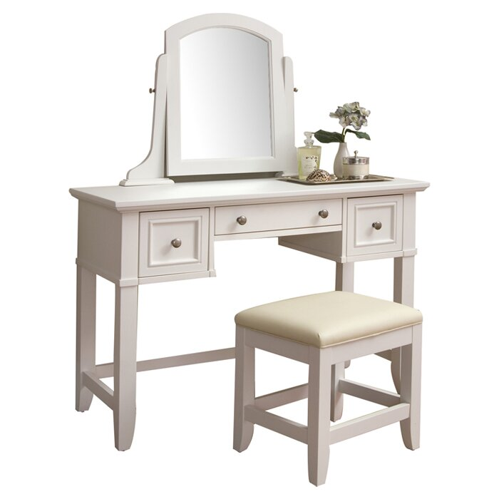 Naples Vanity Table Image collections - table furniture design ideas