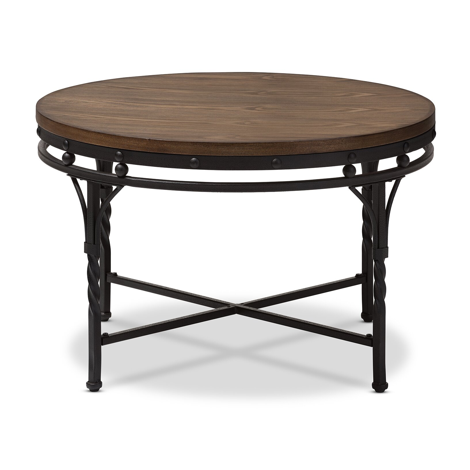 Vintage Casual Coffee Tables: Romeo Coffee Table