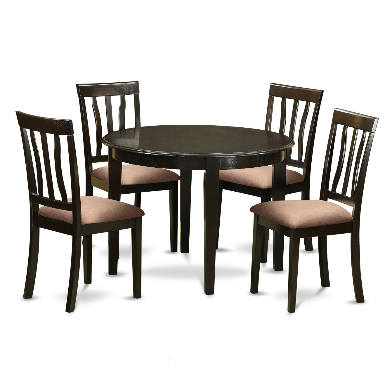 Kitchen Table And Chairs Sets: Boston 5 Piece Dining Set