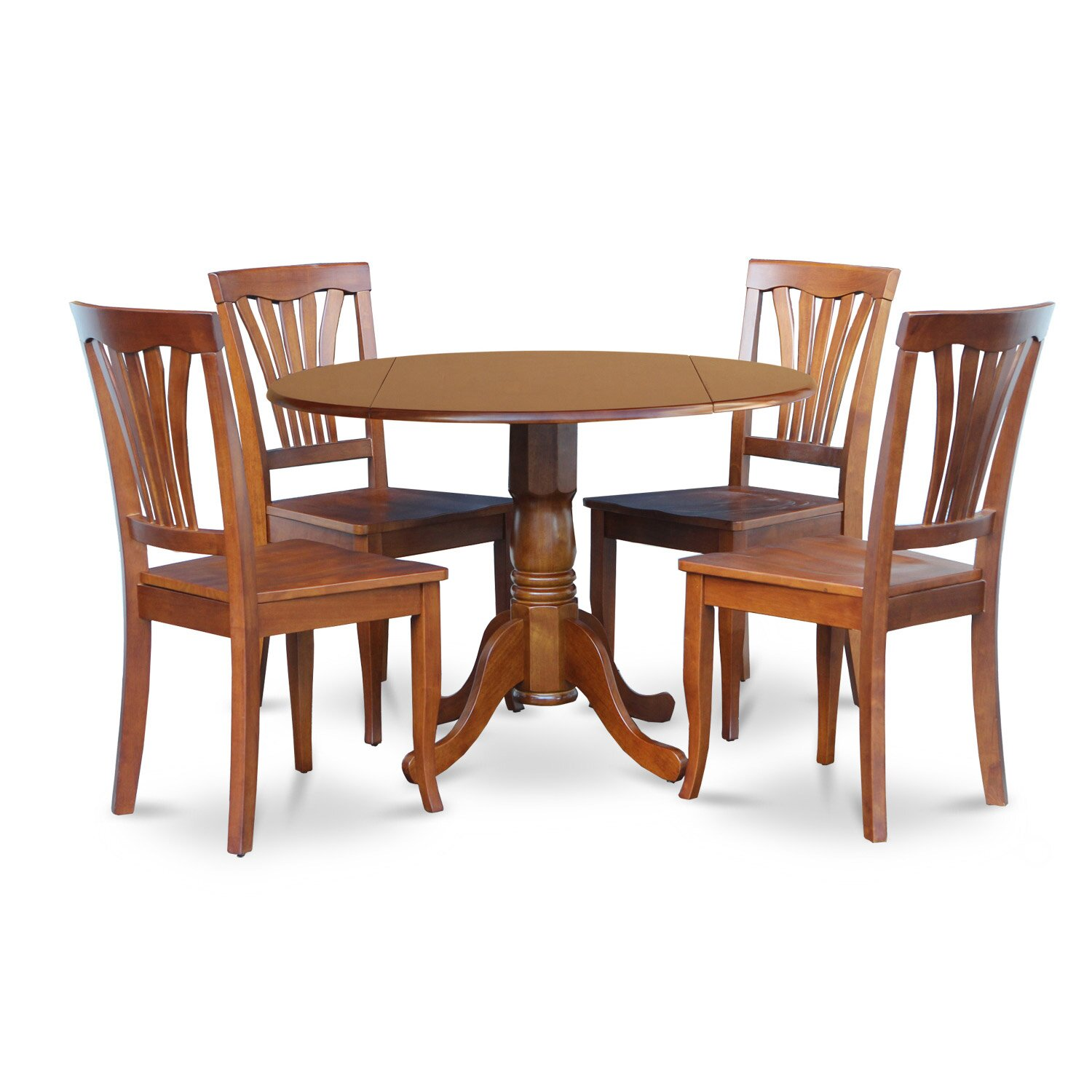 Kitchen Table And Chairs Dublin: Dublin 5 Piece Dining Set