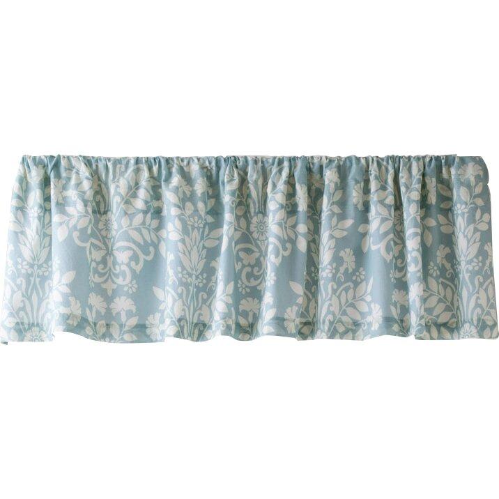 "Laura Ashley Home Whitfield Drape Panels Reviews: Laura Ashley Home Rowland 86"" Curtain Valance & Reviews"