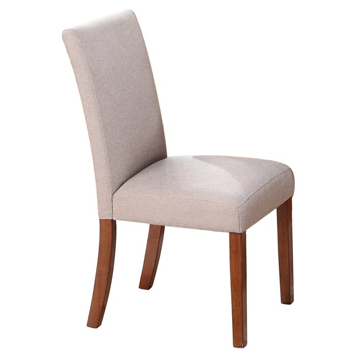 Dorel Living Parsons Chair & Reviews | Wayfair