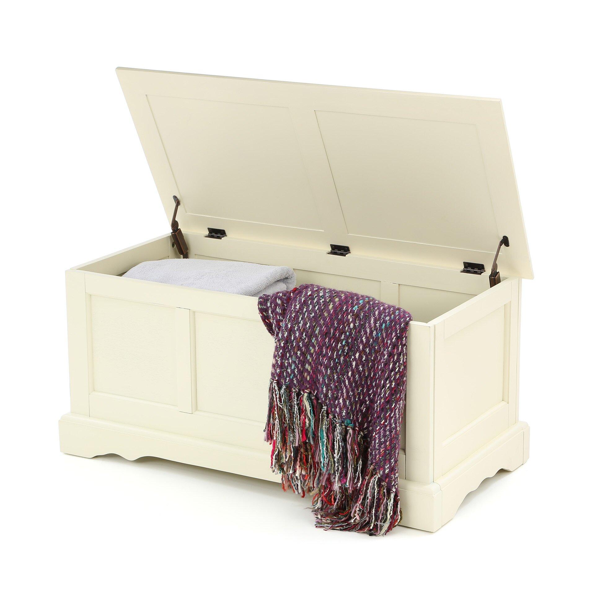 Carolina Cottage Camden Trunk Blanket Chest Amp Reviews