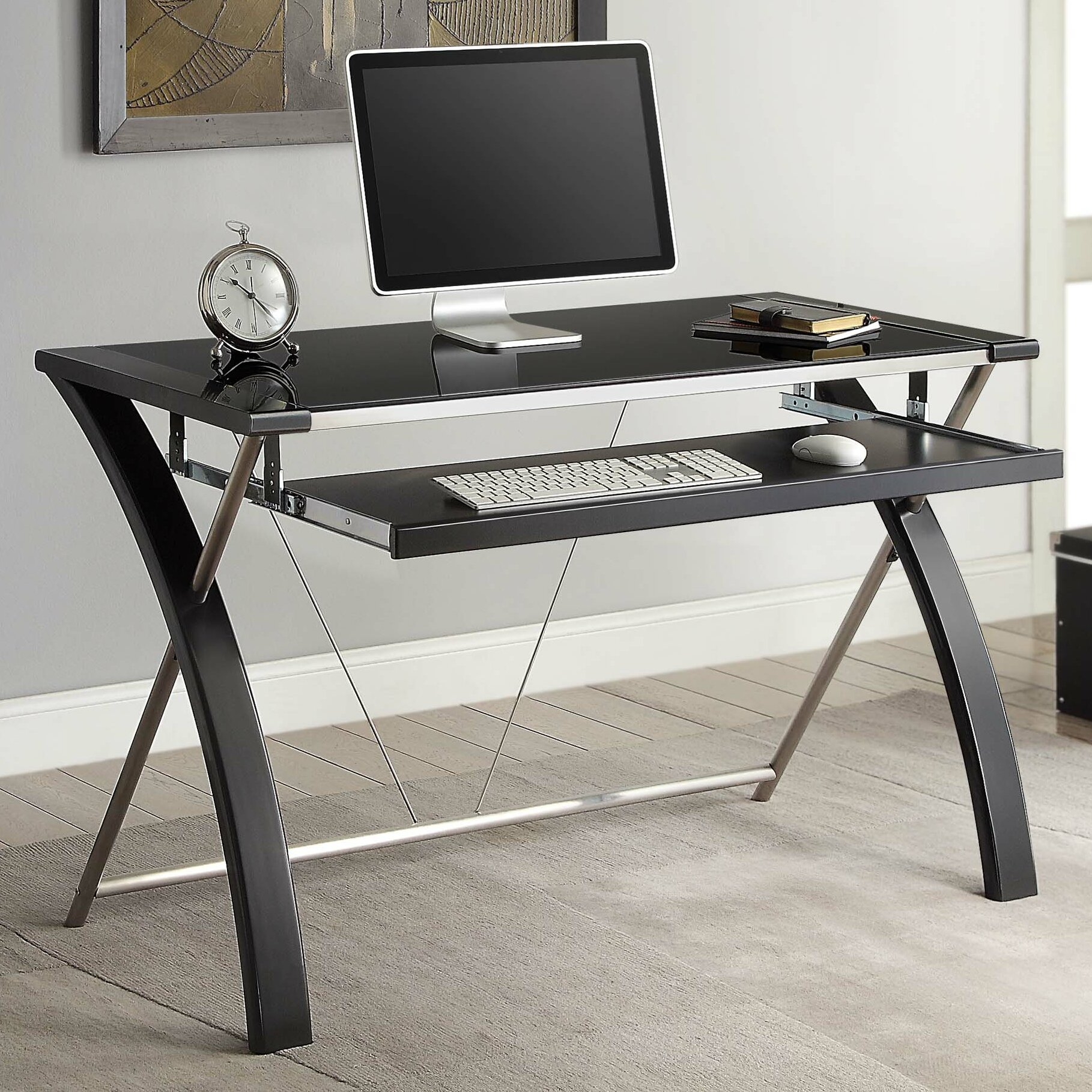 Zara Computer Desk Wayfair