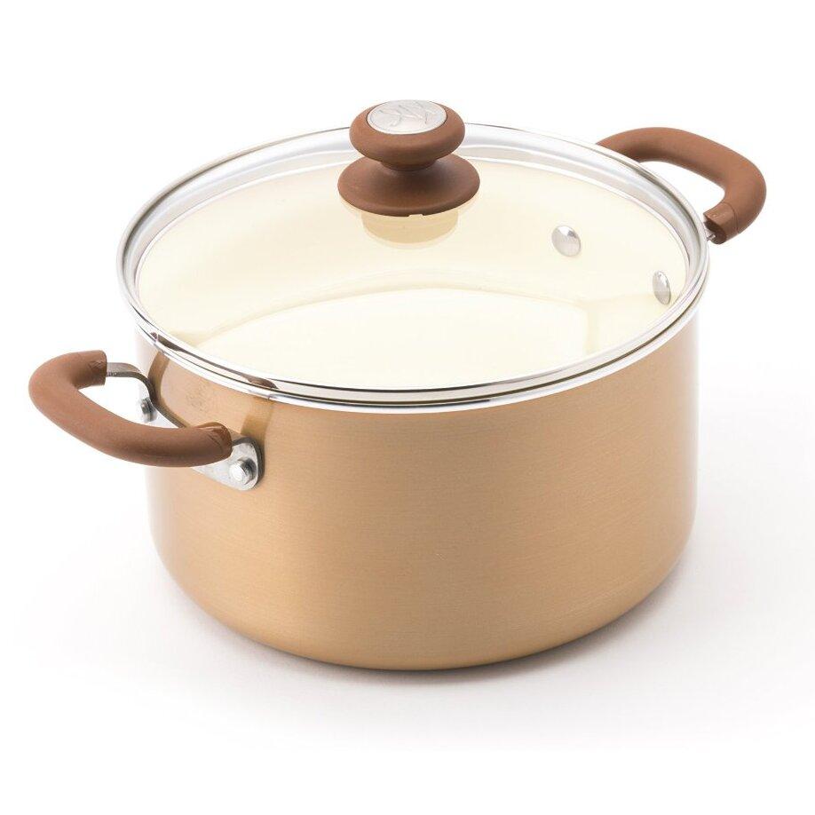 Greenpan Trisha Yearwood 14 Piece Non Stick Cookware Set