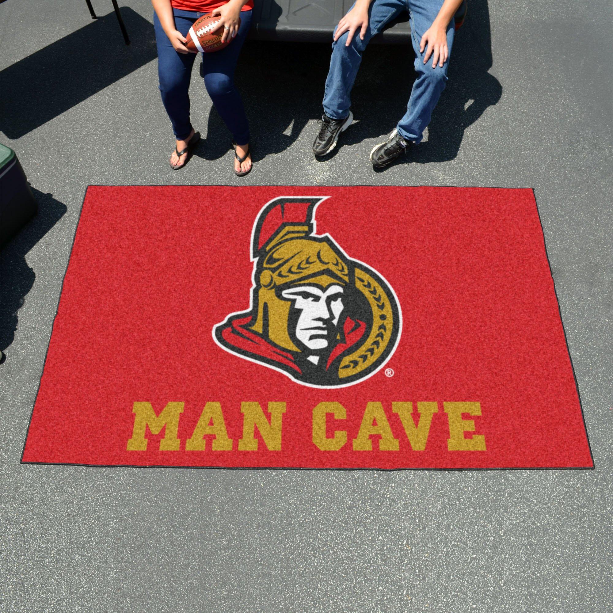 Man Cave Store Ottawa Tanger : Nhl ottawa senators man cave ultimat wayfair