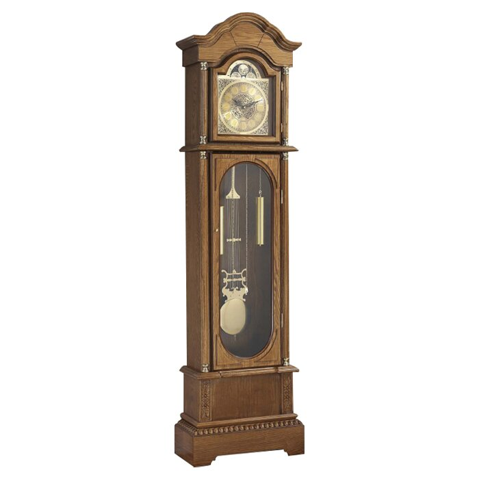 Jenlea Daniel Dakota 7163quot Grandfather Clock amp Reviews  : Daniel2BDakota2BFloor2BStanding2BGrandfather2BClock from www.wayfair.com size 700 x 700 jpeg 50kB