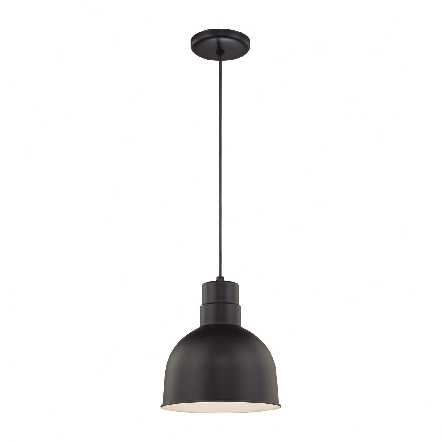 Wayfair Lights: Millennium Lighting R Series 1 Light Kitchen Pendant