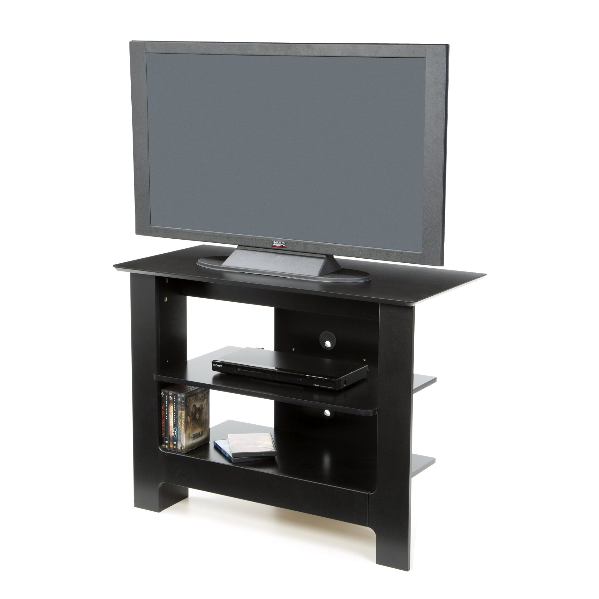Nexera Alpine Tall Tv Stand Reviews