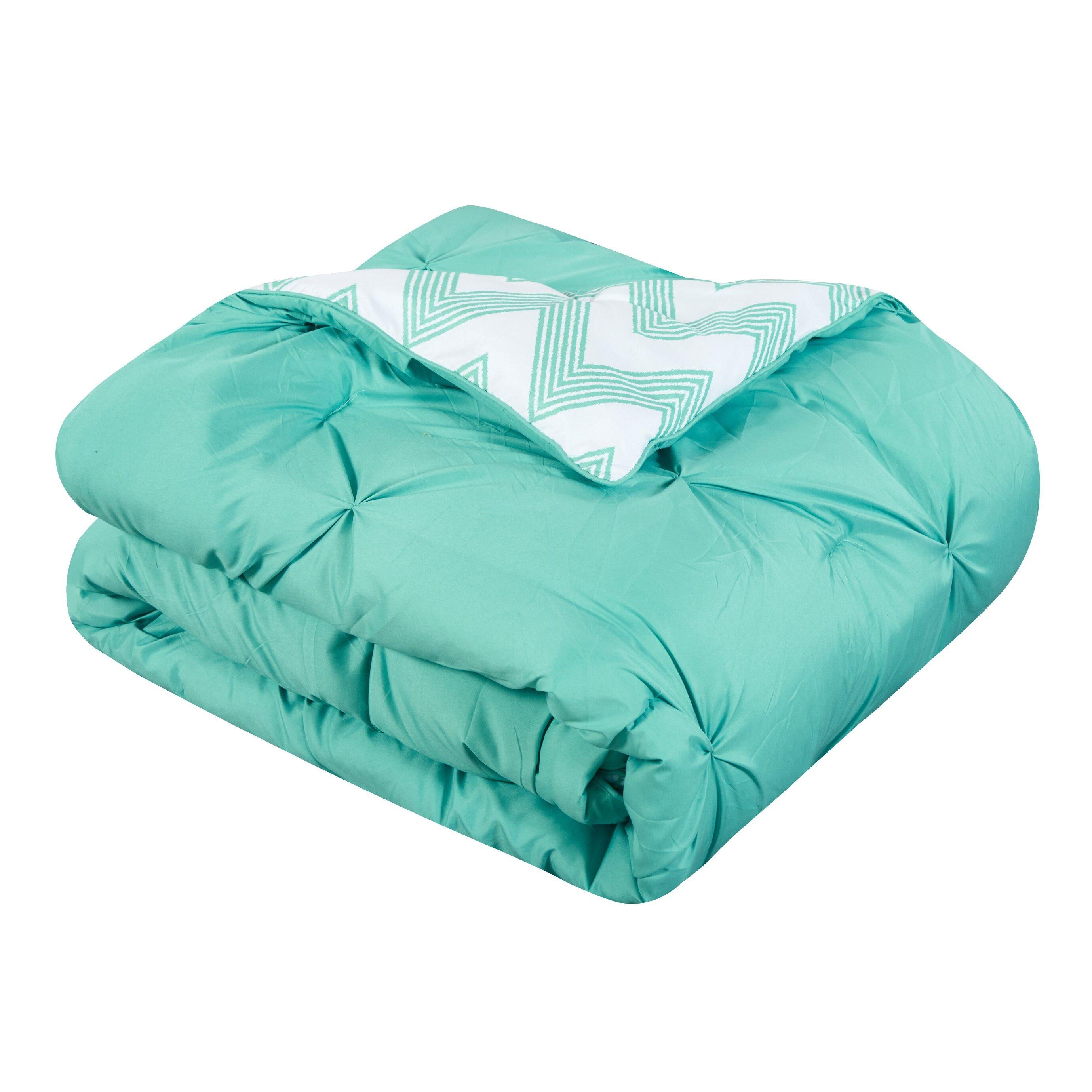 Louisville Reversible Comforter Set Wayfair