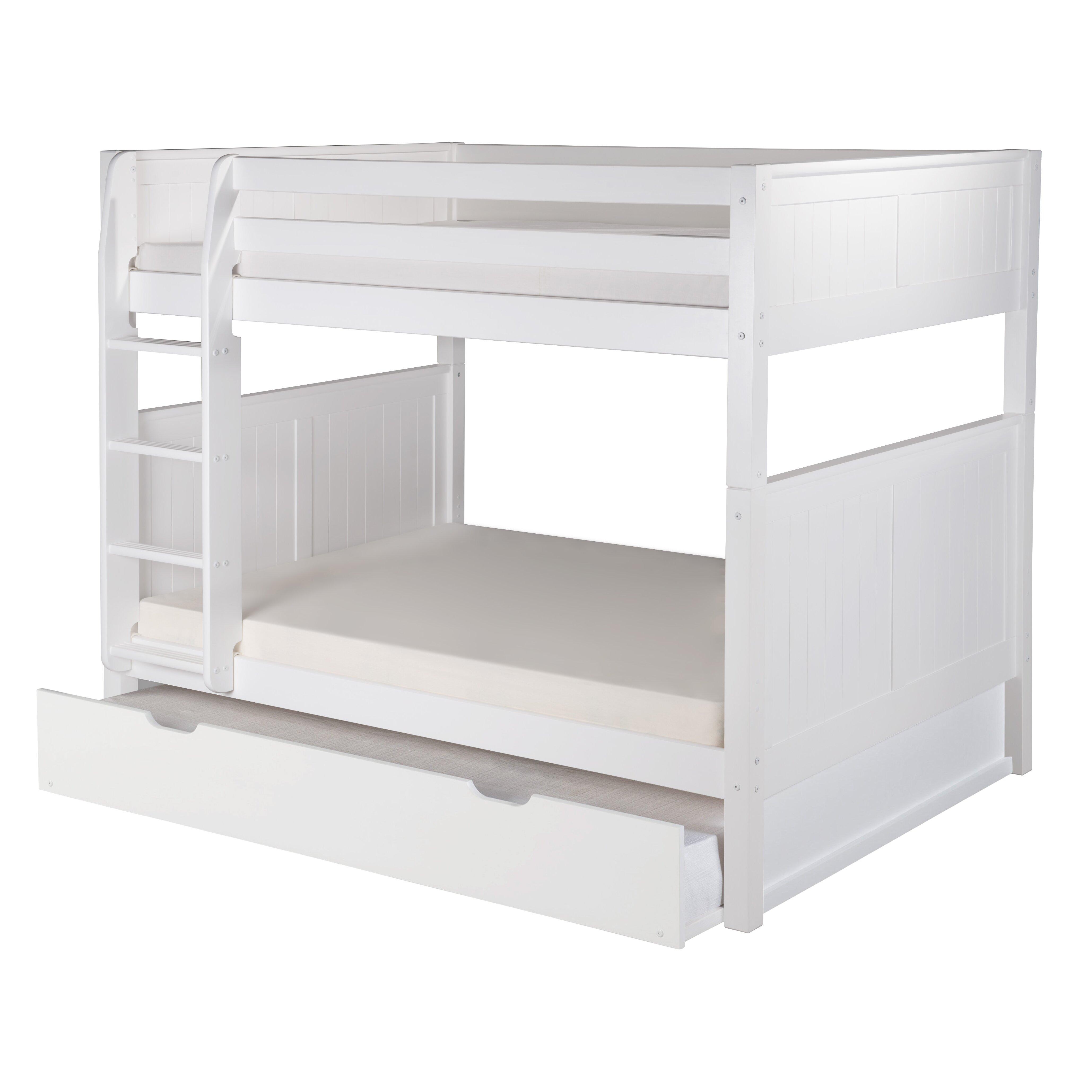 Camaflexi Traditional Camaflexi Full Over Full Bunk Bed