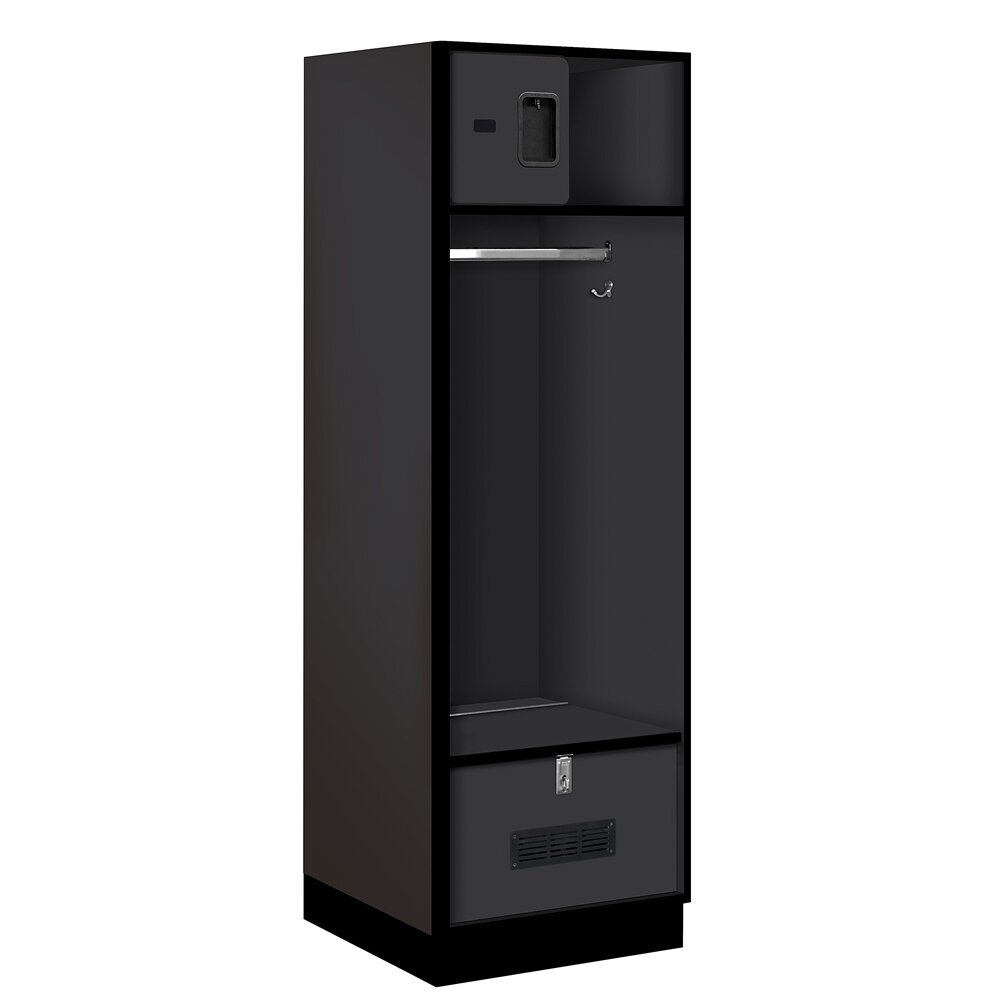3 tier 1 wide designer locker wayfair for Designer lockers