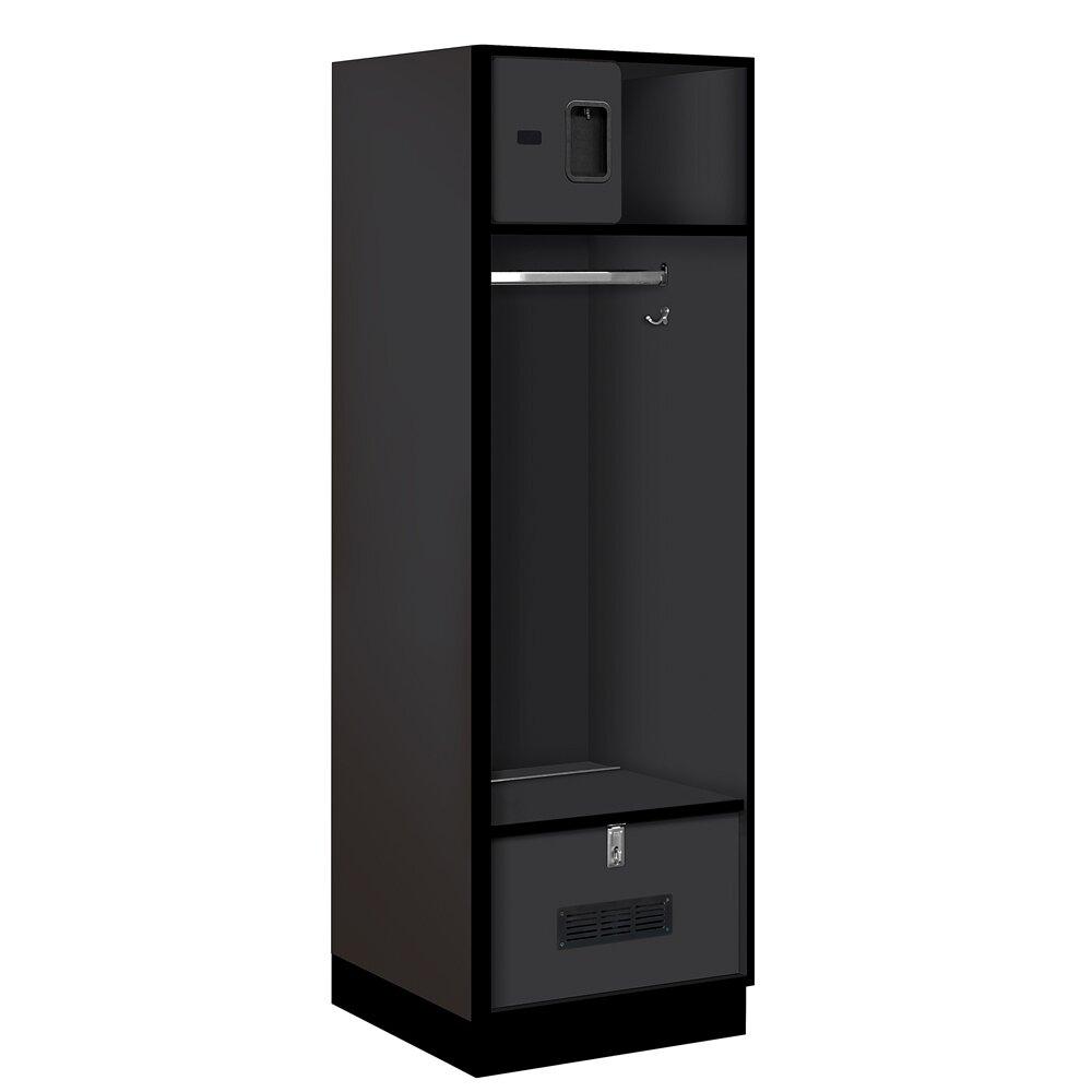 3 tier 1 wide designer locker wayfair for Designer lockers