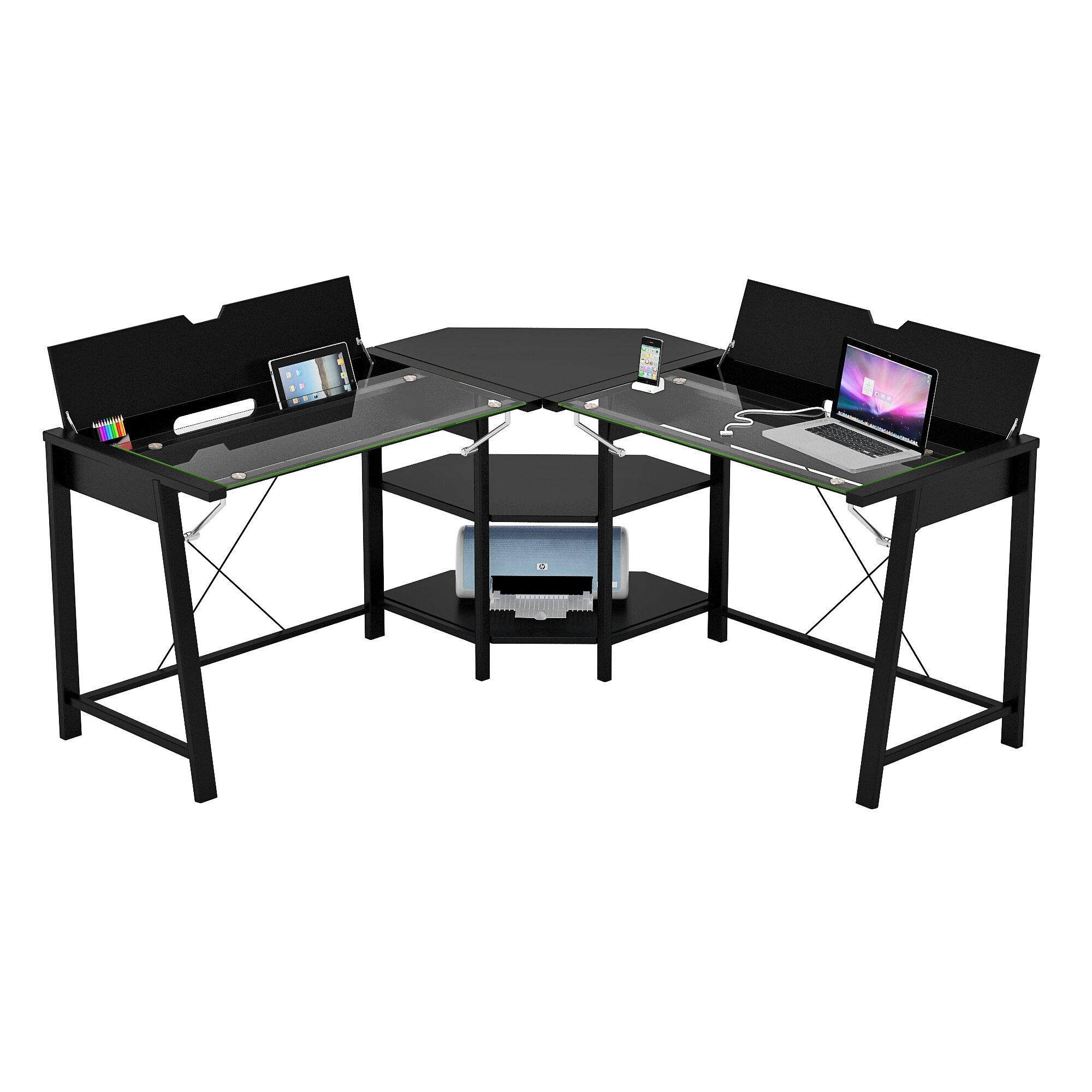 Z Line Designs Jaxson Corner Desk & Reviews