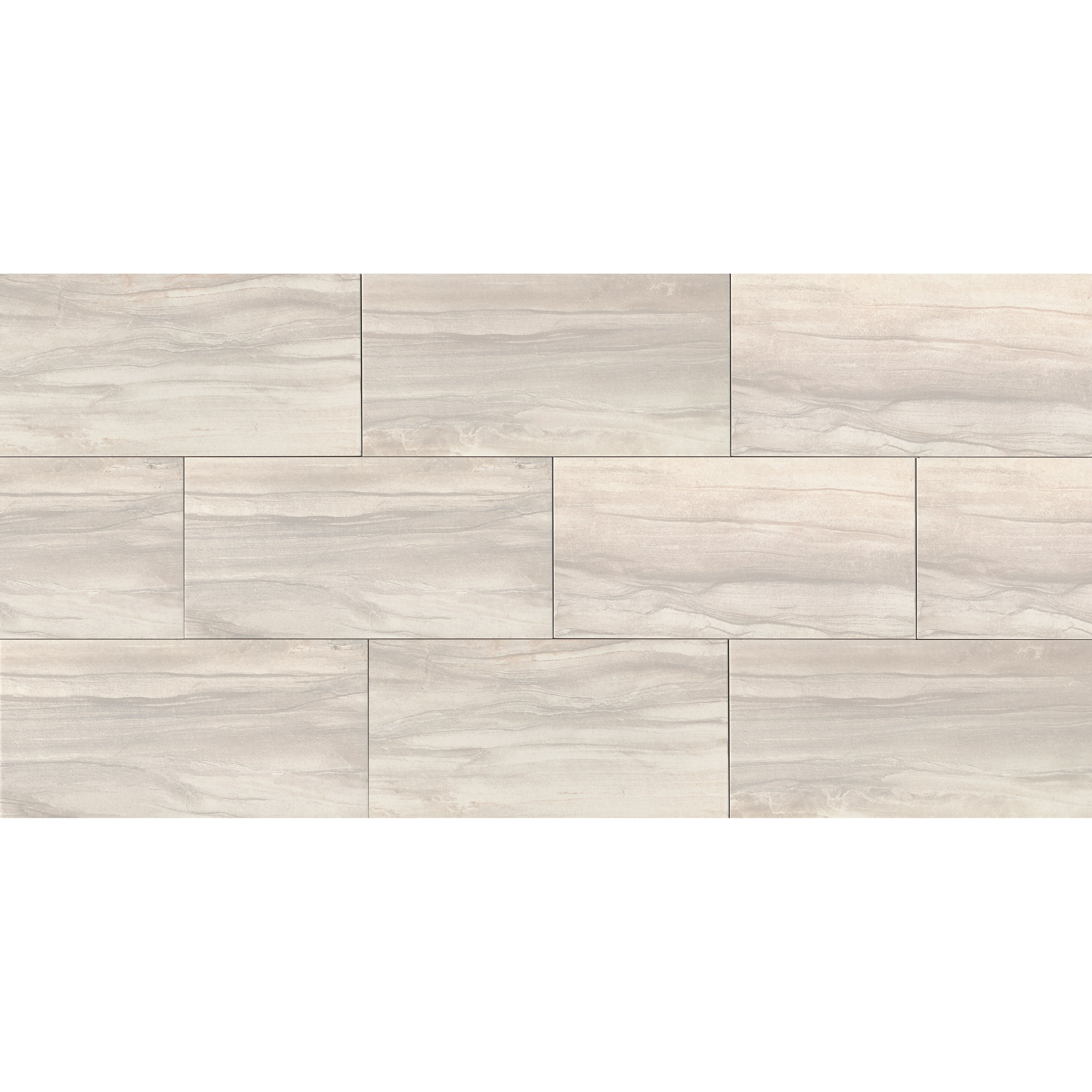 Athena 12 x 24 porcelain field tile in pearl wayfair for 18 x 24 floor tile