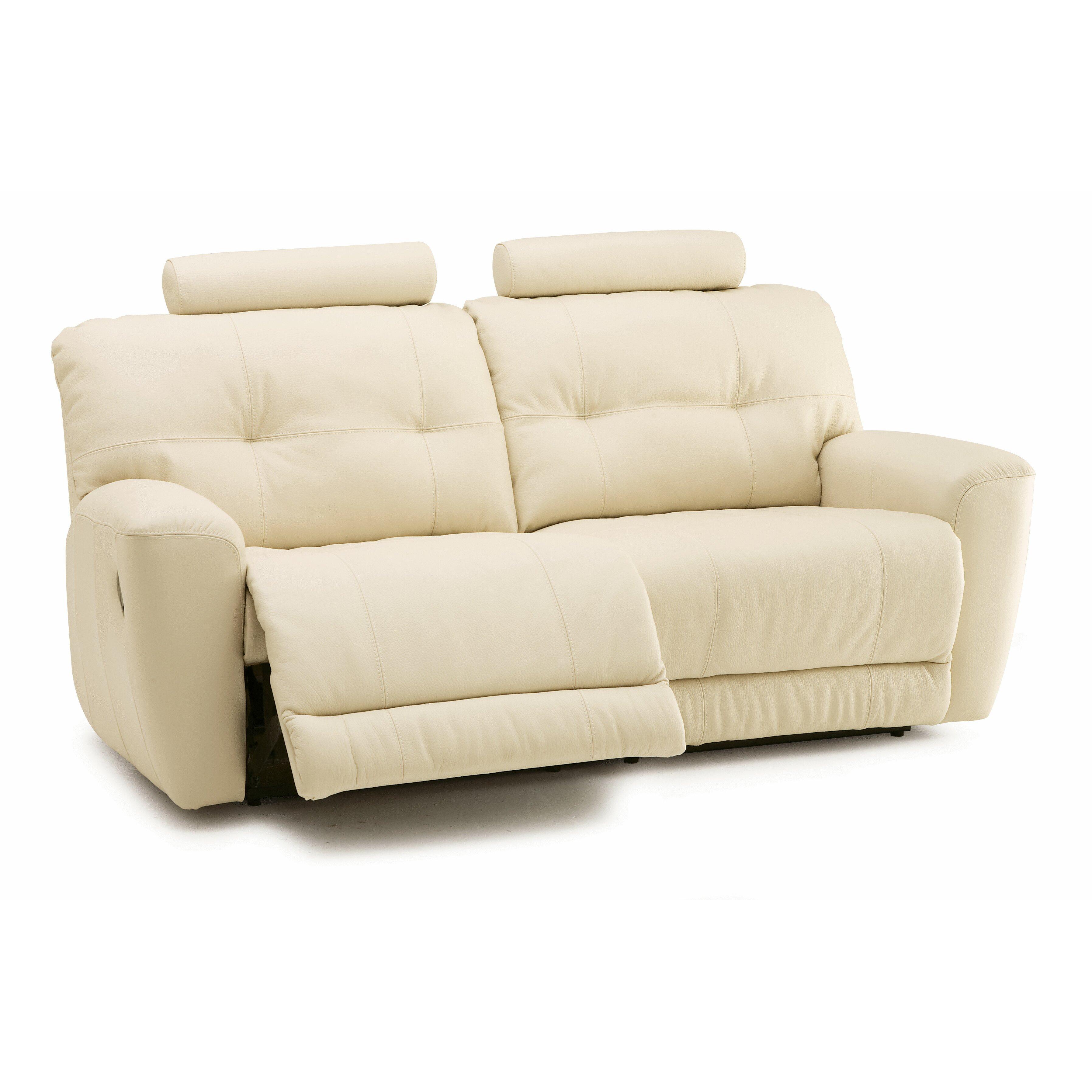 Palliser Leather Reclining Sofa Reviews: Galore Reclining Sofa