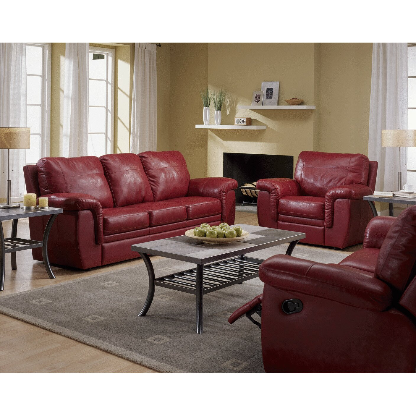 Palliser Miami Sectional From 1 968 00 By Palliser: Brunswick Living Room Collection