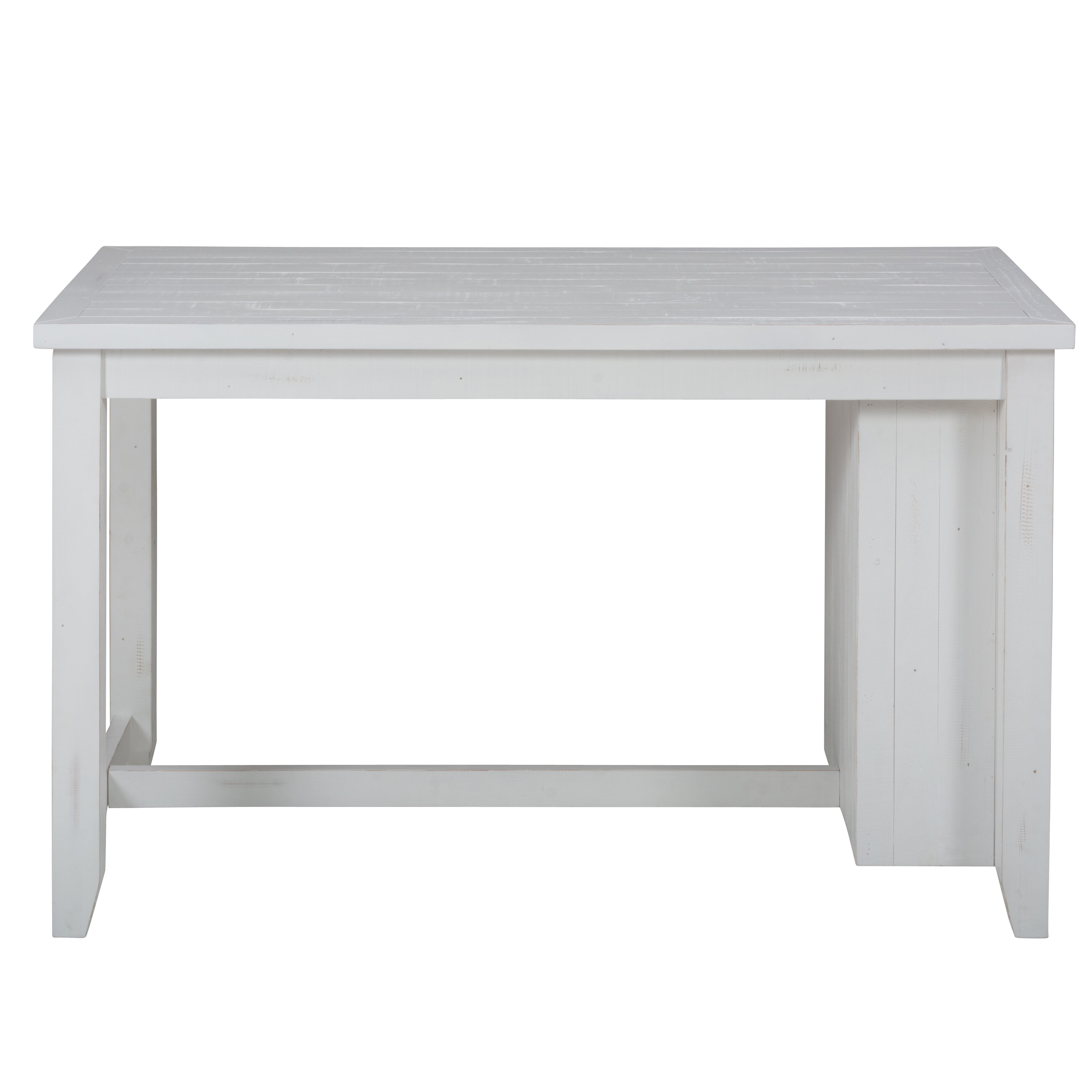 Jofran Chadwick Counter Height Table With Corner Bench And: Jofran Madaket Counter Height Dining Table & Reviews