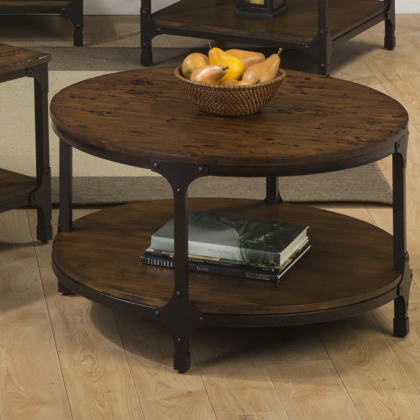 Hebbville Coffee Table Reviews: Jofran Urban Nature Coffee Table & Reviews