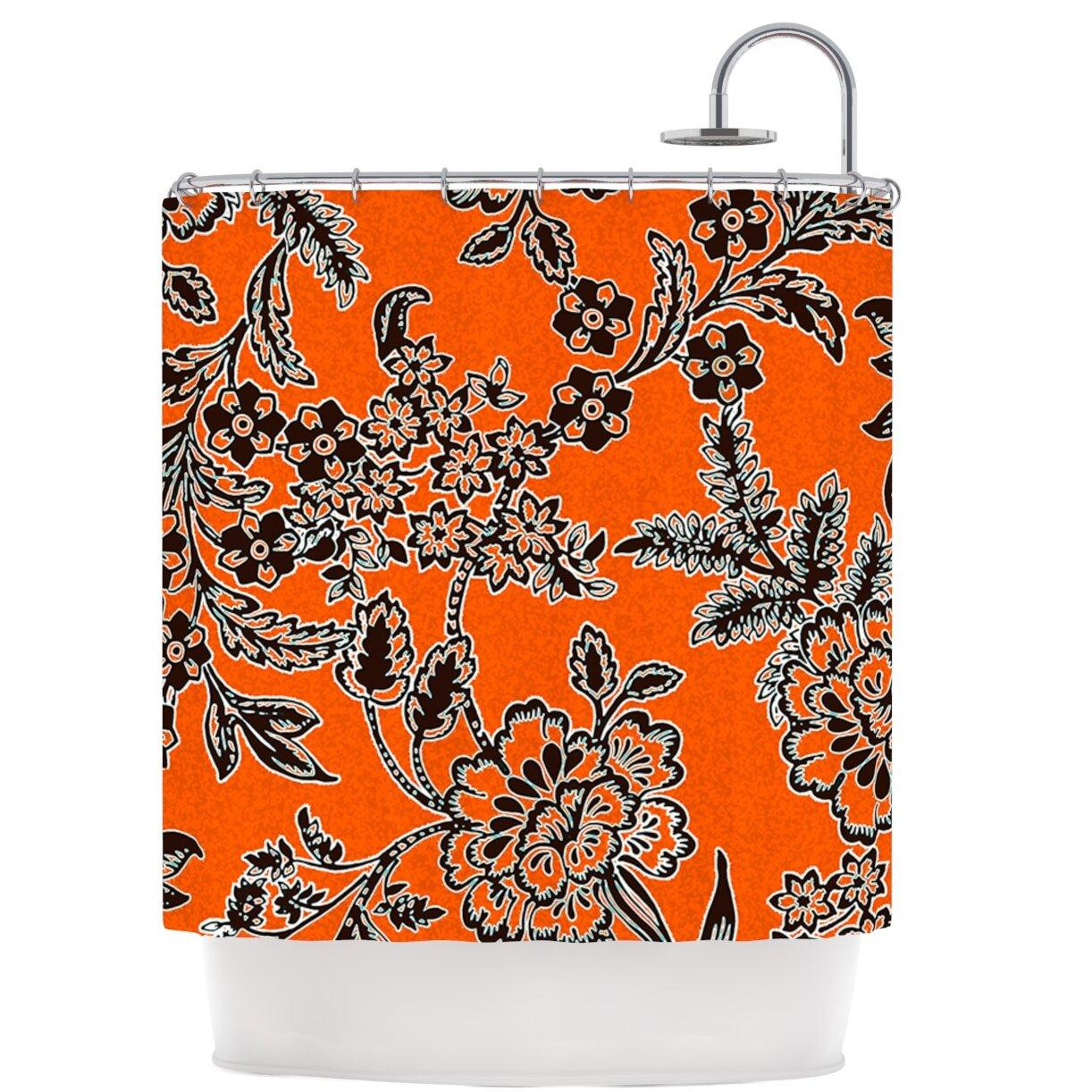 Kess Inhouse Shower Curtain Allmodern