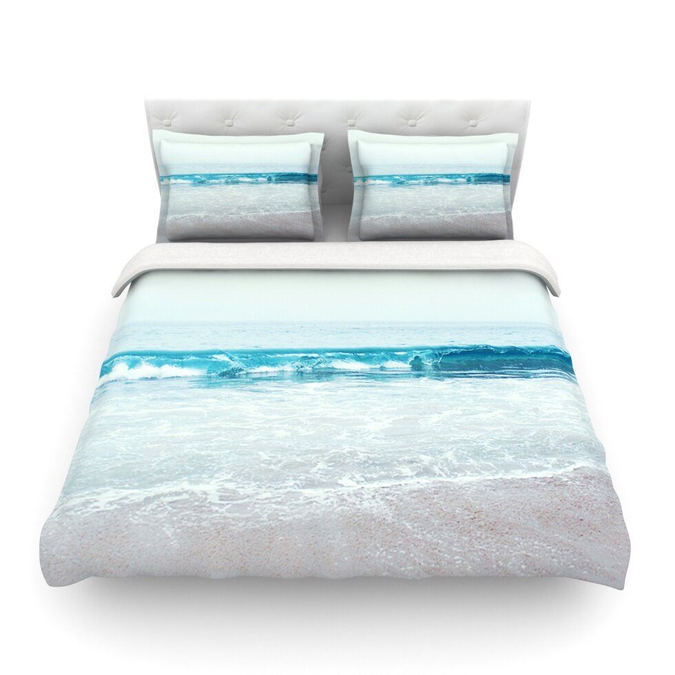 KESS InHouse Crystal Clear by Nastasia Cook Duvet Cover ...