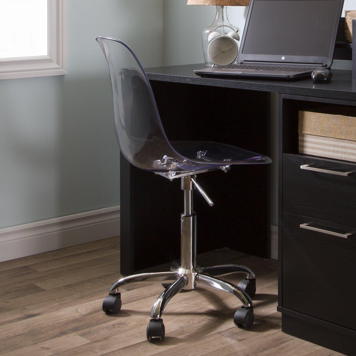 Acrylic Office Chair Wayfair