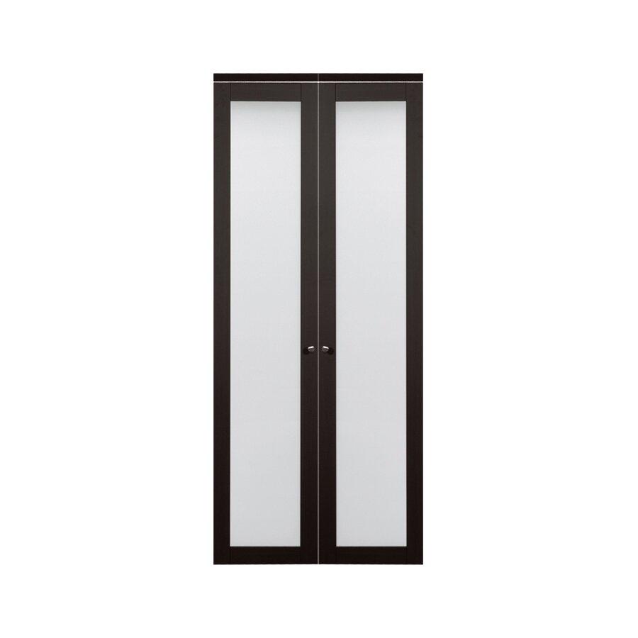 erias home designs baldarassario wood 2 panel painted bi fold interior