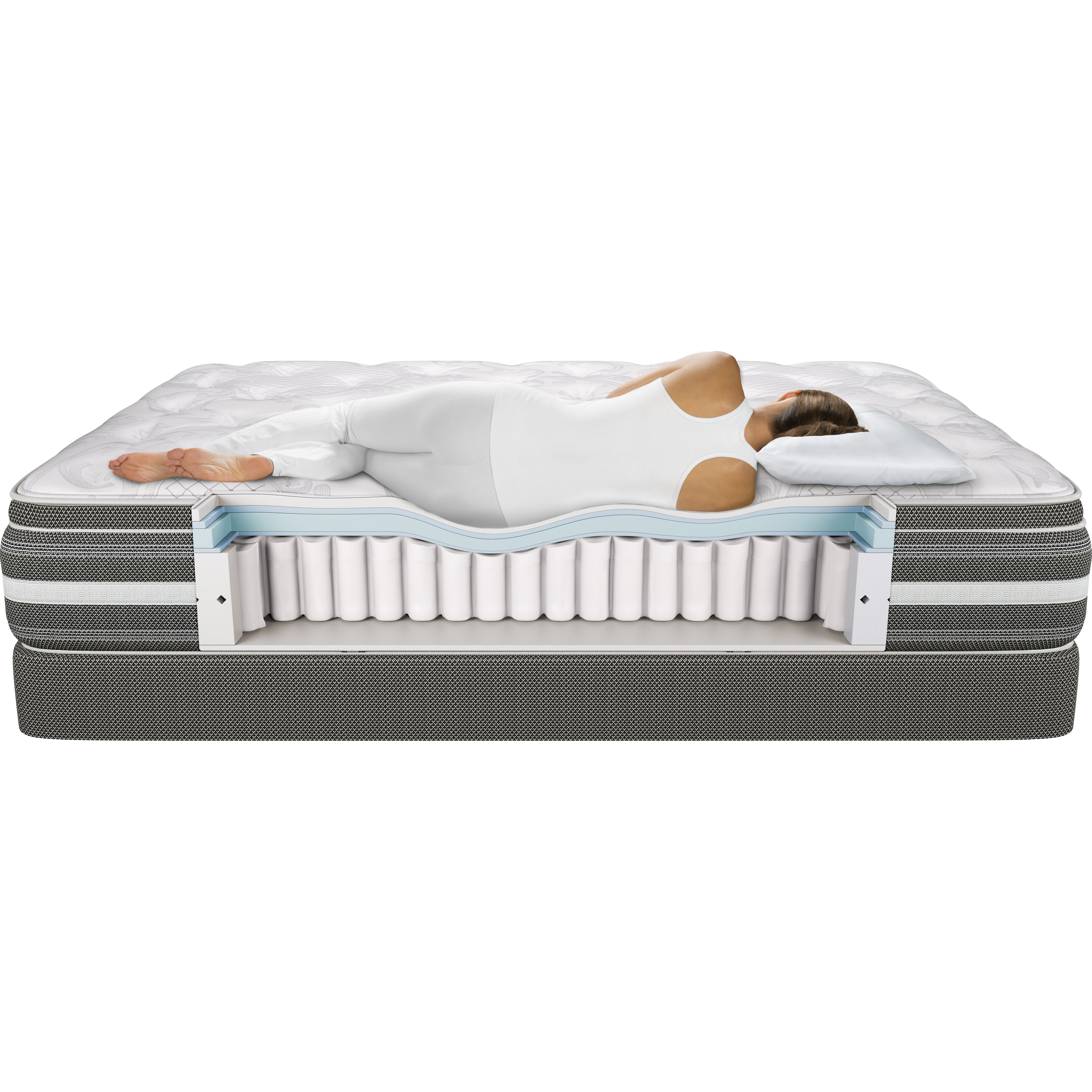 Simmons Beautyrest Beautyrest Recharge Hybrid Anemone