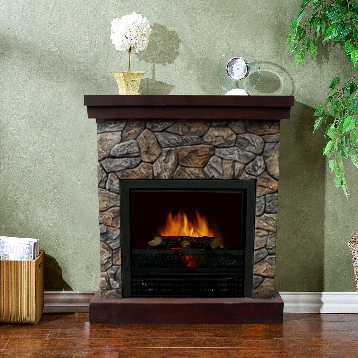 Telluride Electric Fireplace Insert Wayfair