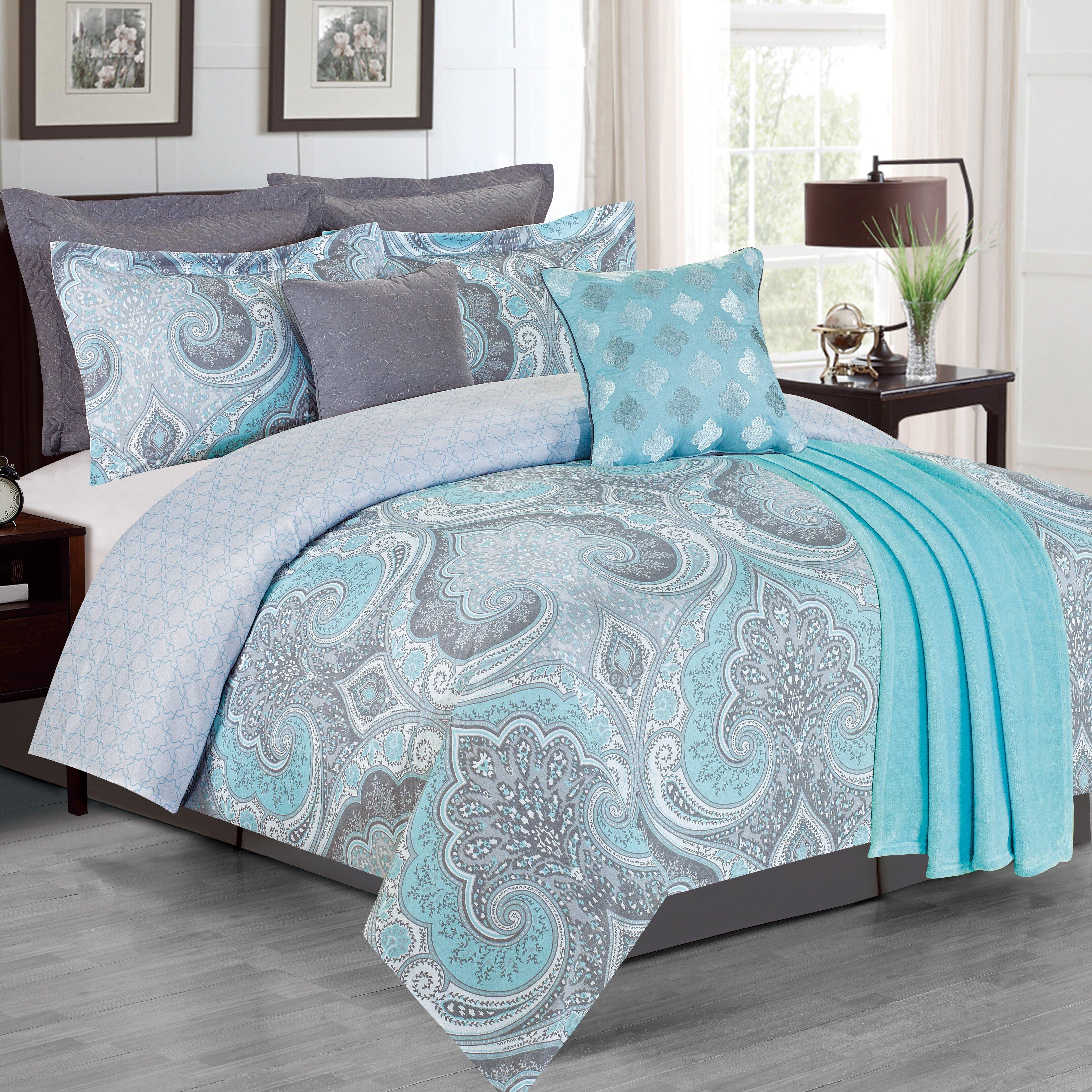 Chd Home Textile Llc The La Salle Fall River 8 Piece