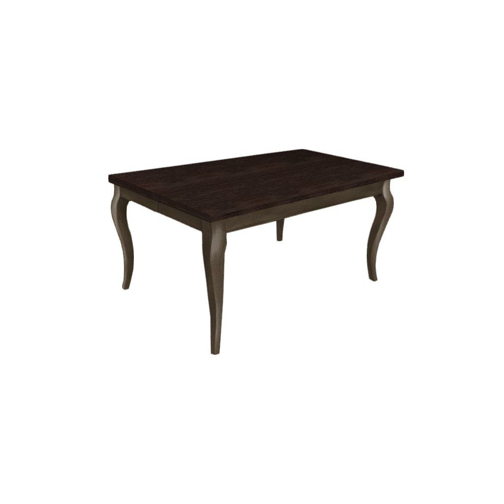 Orwell 60 Inch Extending Custom Dining Table Wayfair