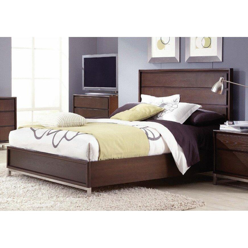 casana furniture company sandrine panel bed