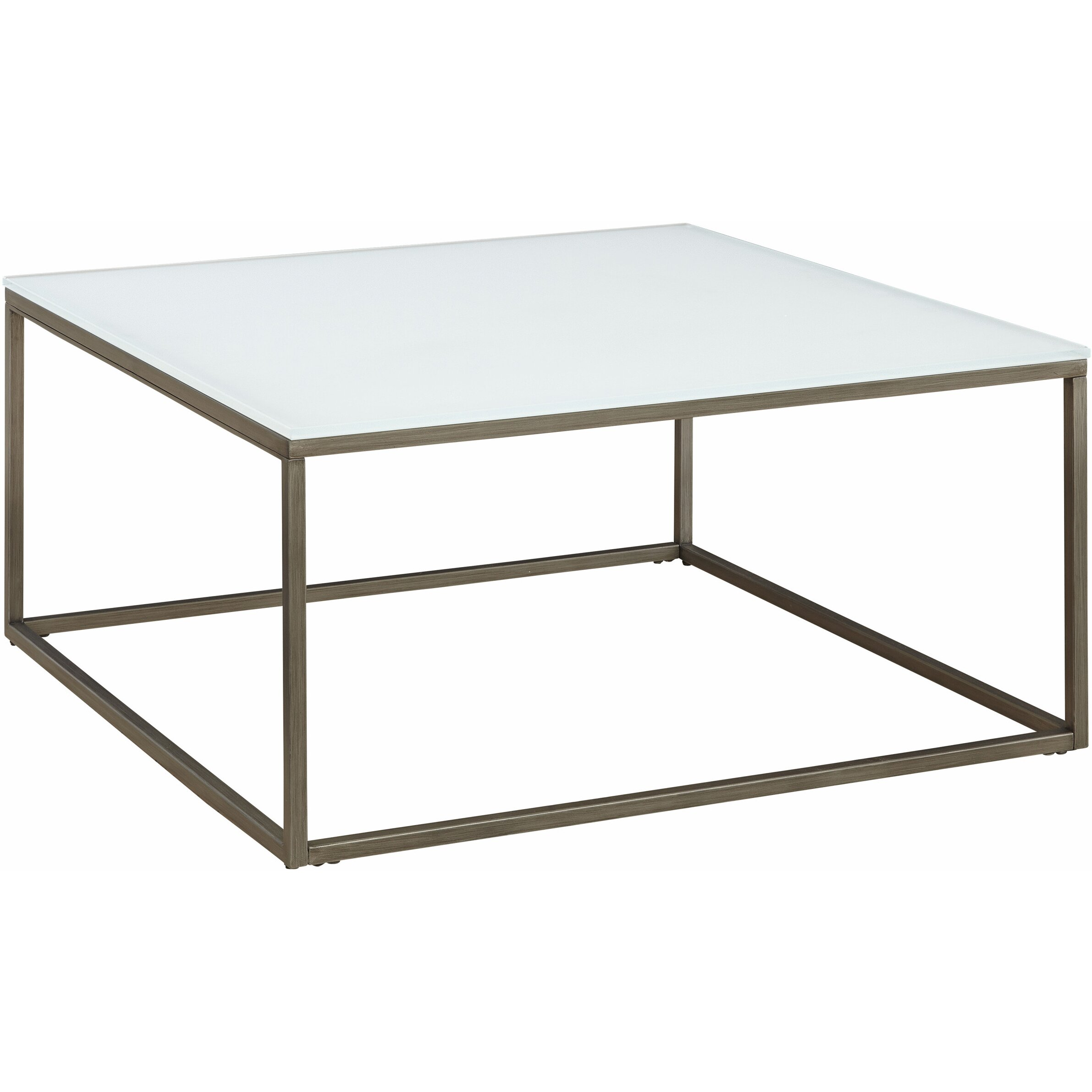 Square Coffee Table: Alana Square Coffee Table