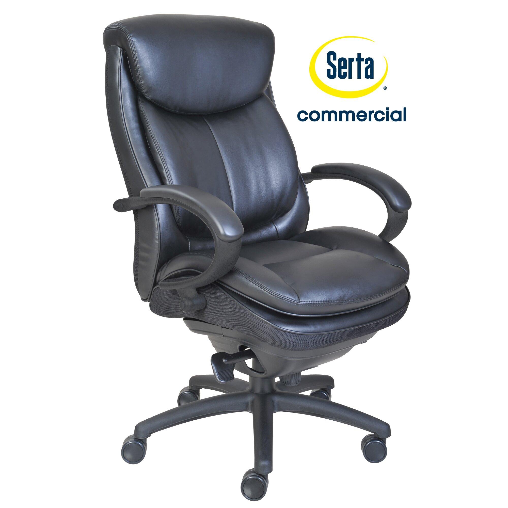 Series 300 Puresoft High Back Executive Chair