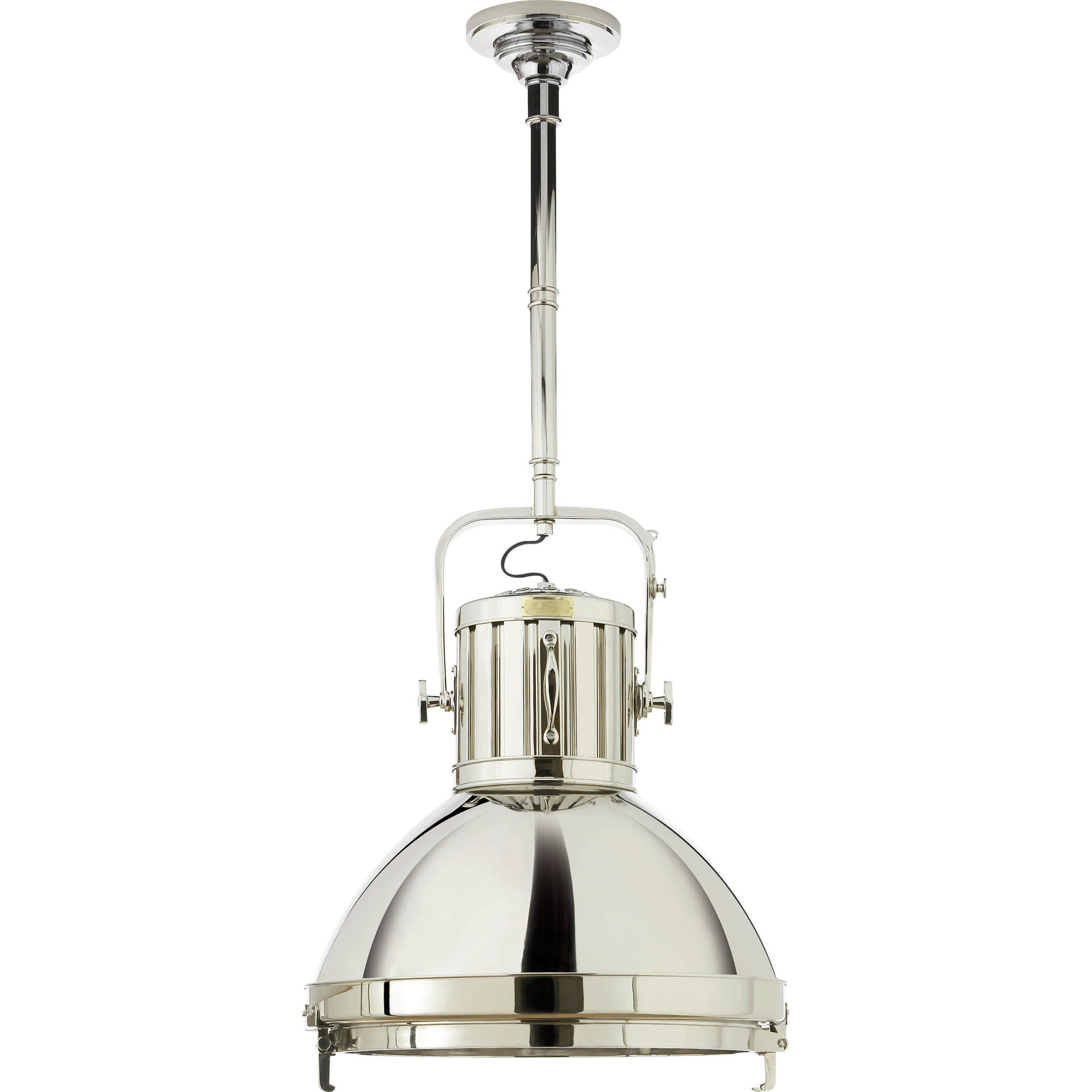 Ralph Lauren Home Lighting: Ralph Lauren Home Montauk 1 Light XL Bowl Pendant