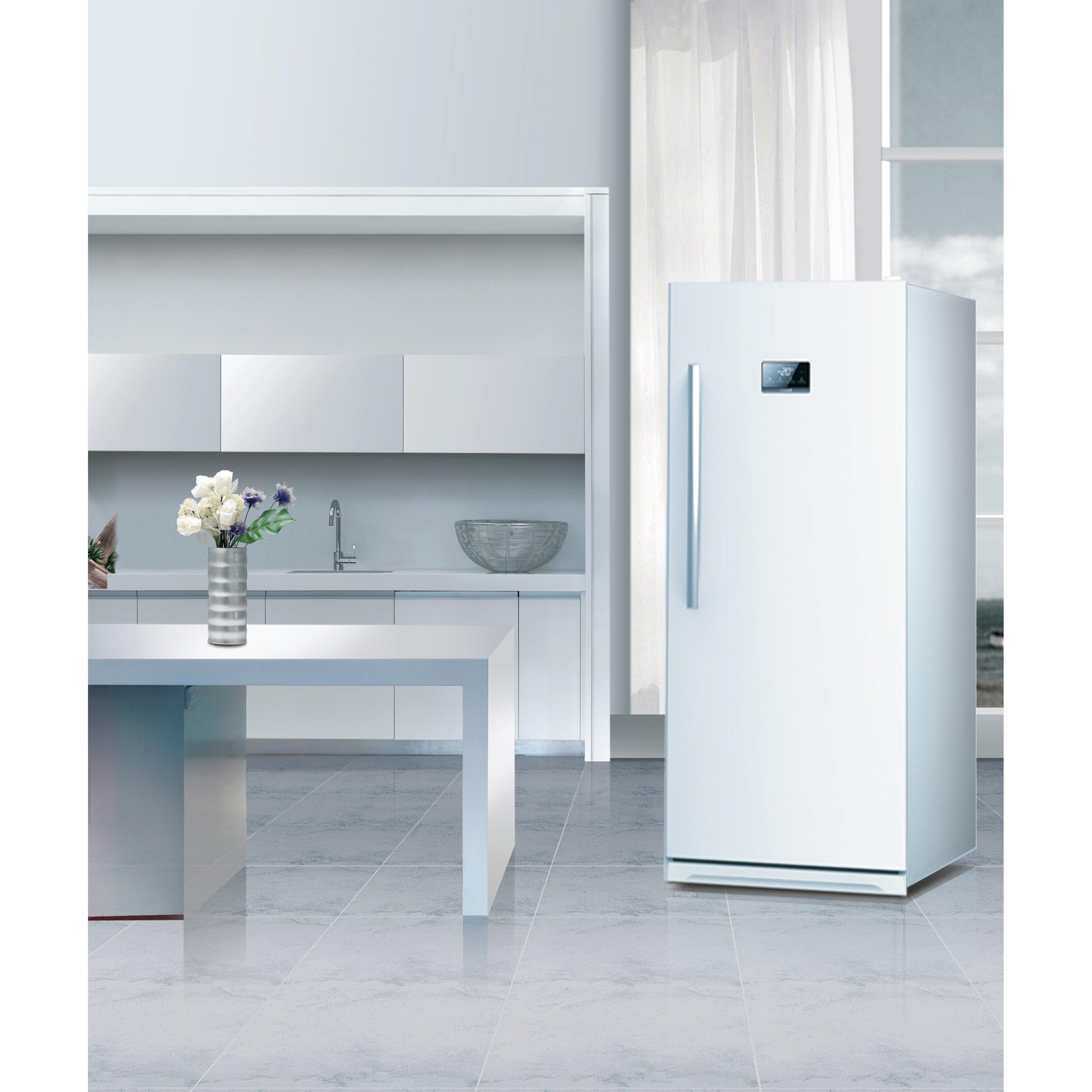 Midea 13 7 Cu Ft Upright Freezer Wayfair