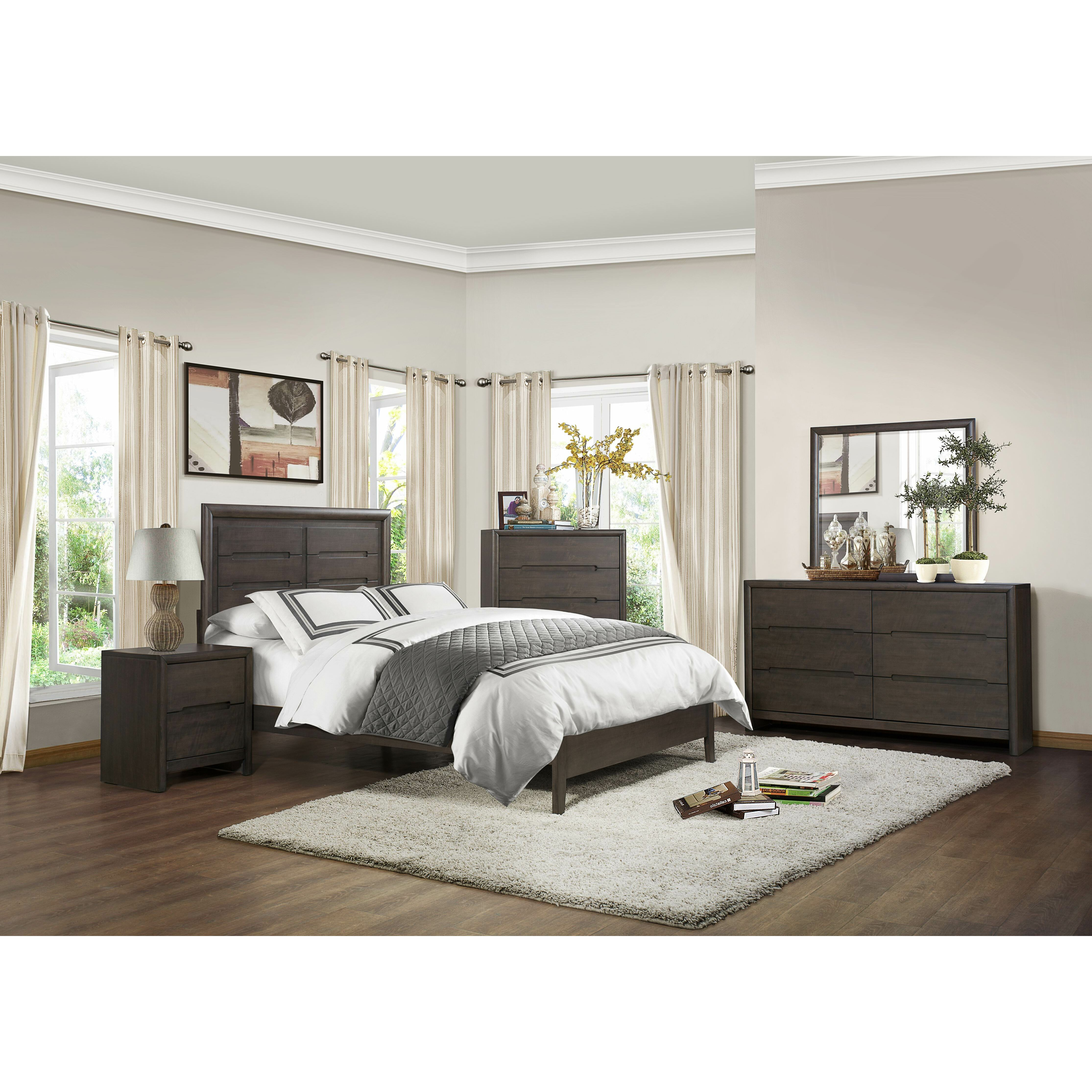 Woodhaven Hill Lavinia 2 Drawer Nightstand & Reviews