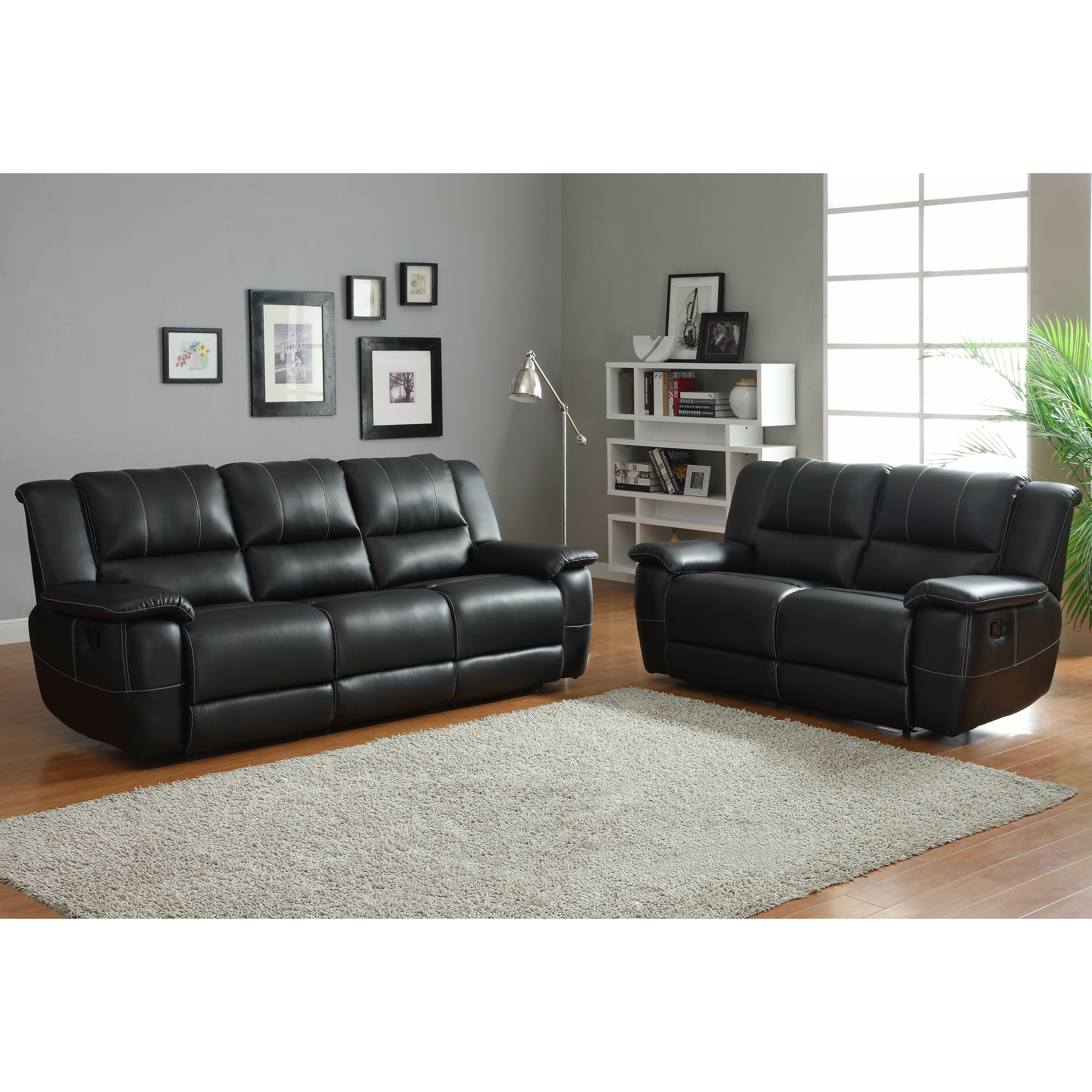 Woodbridge Home Designs Furniture Review Cantrell Double Reclining Loveseat Wayfair