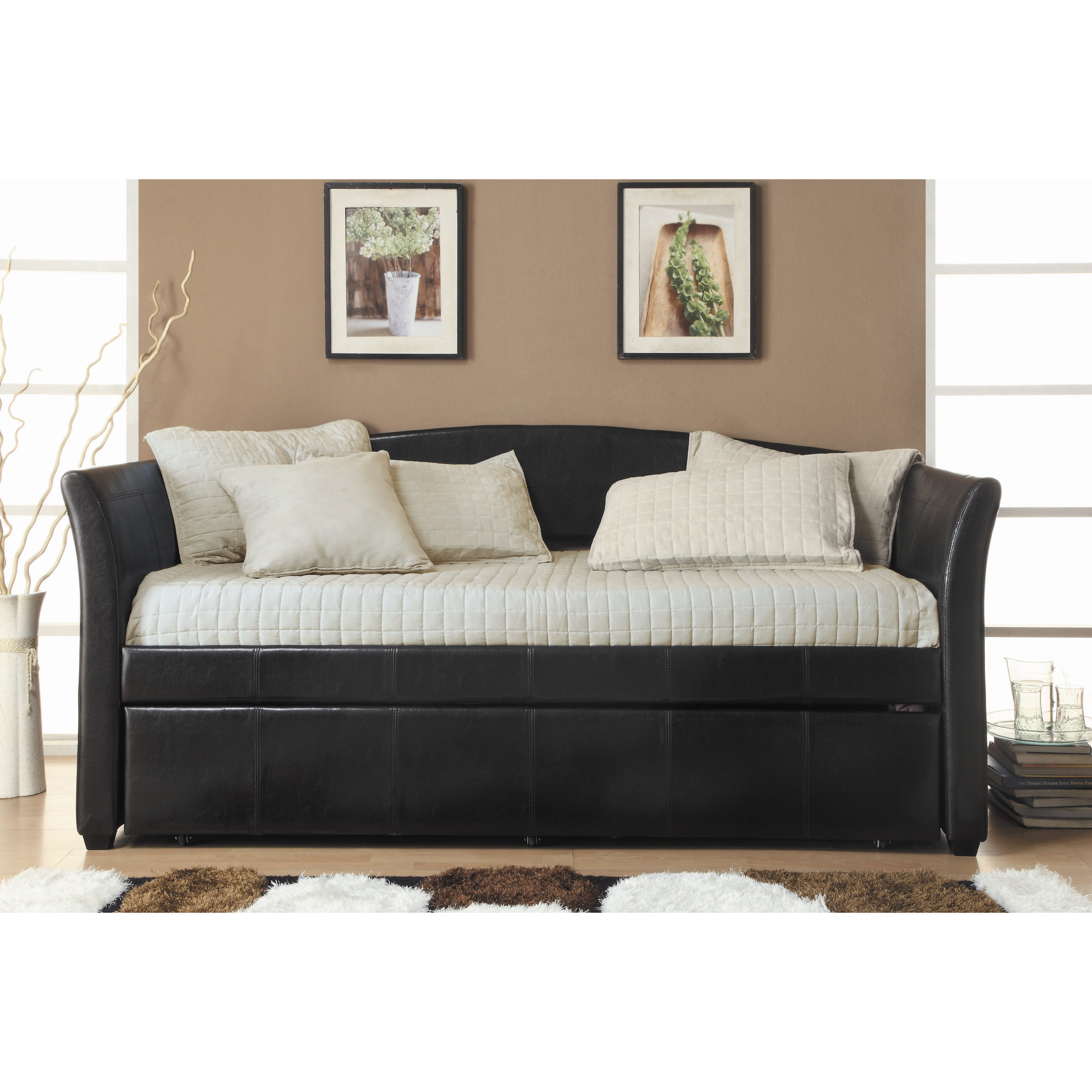 Meyer Daybed With Trundle Wayfair