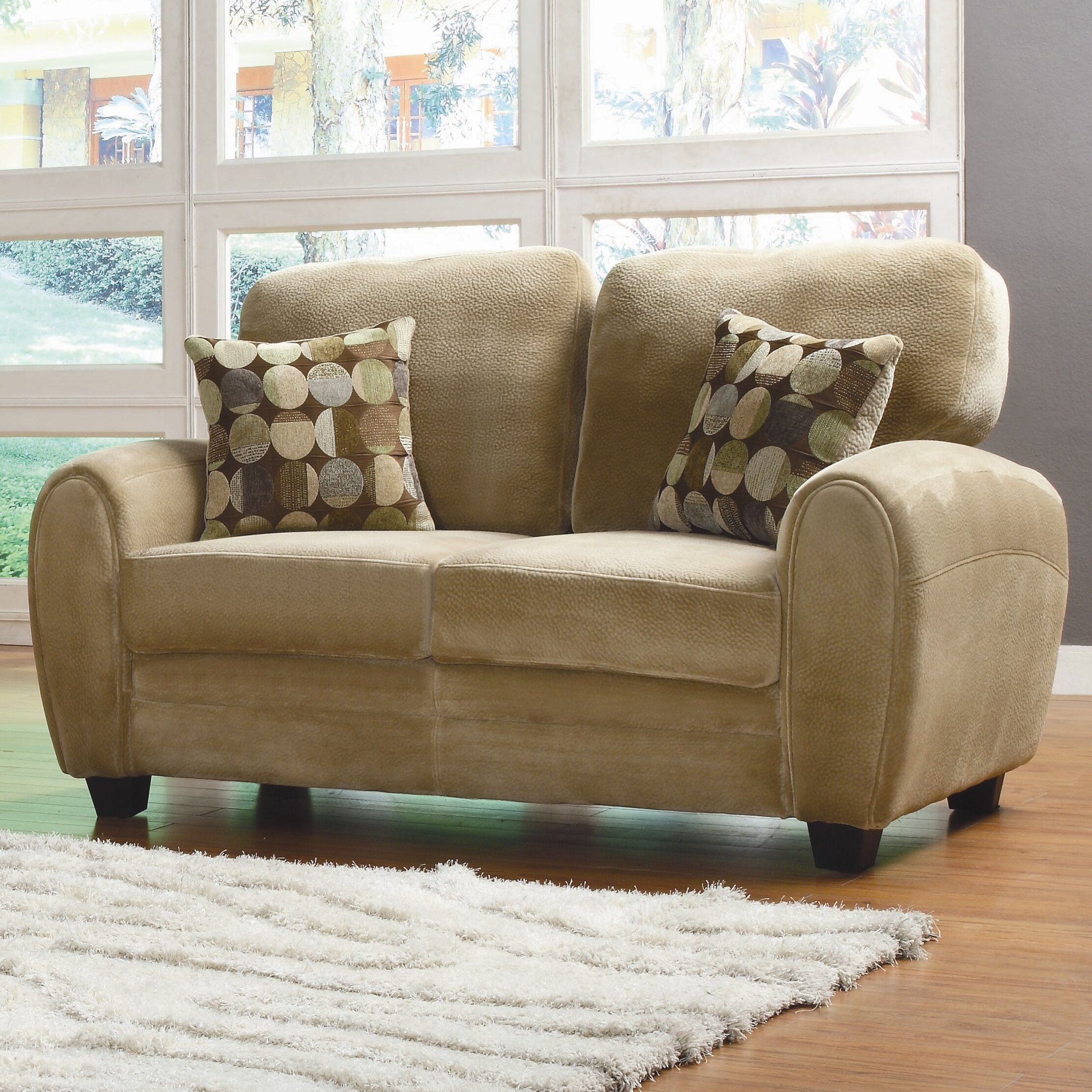rubin living room collection wayfair. Black Bedroom Furniture Sets. Home Design Ideas